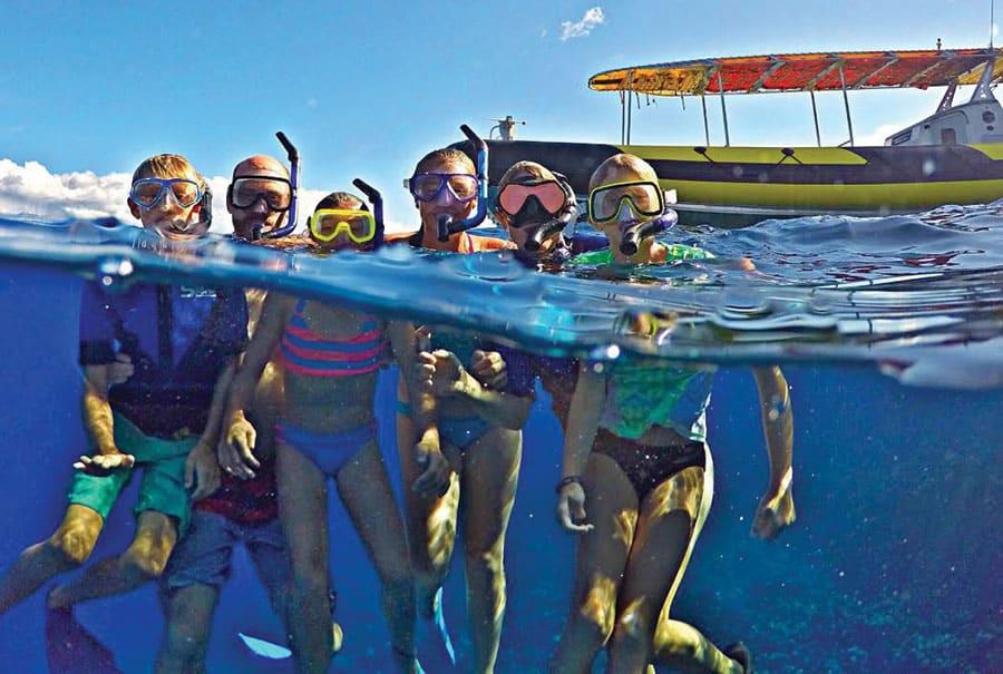 Maui Snorkel Charters - Snorkel Operating Maui!