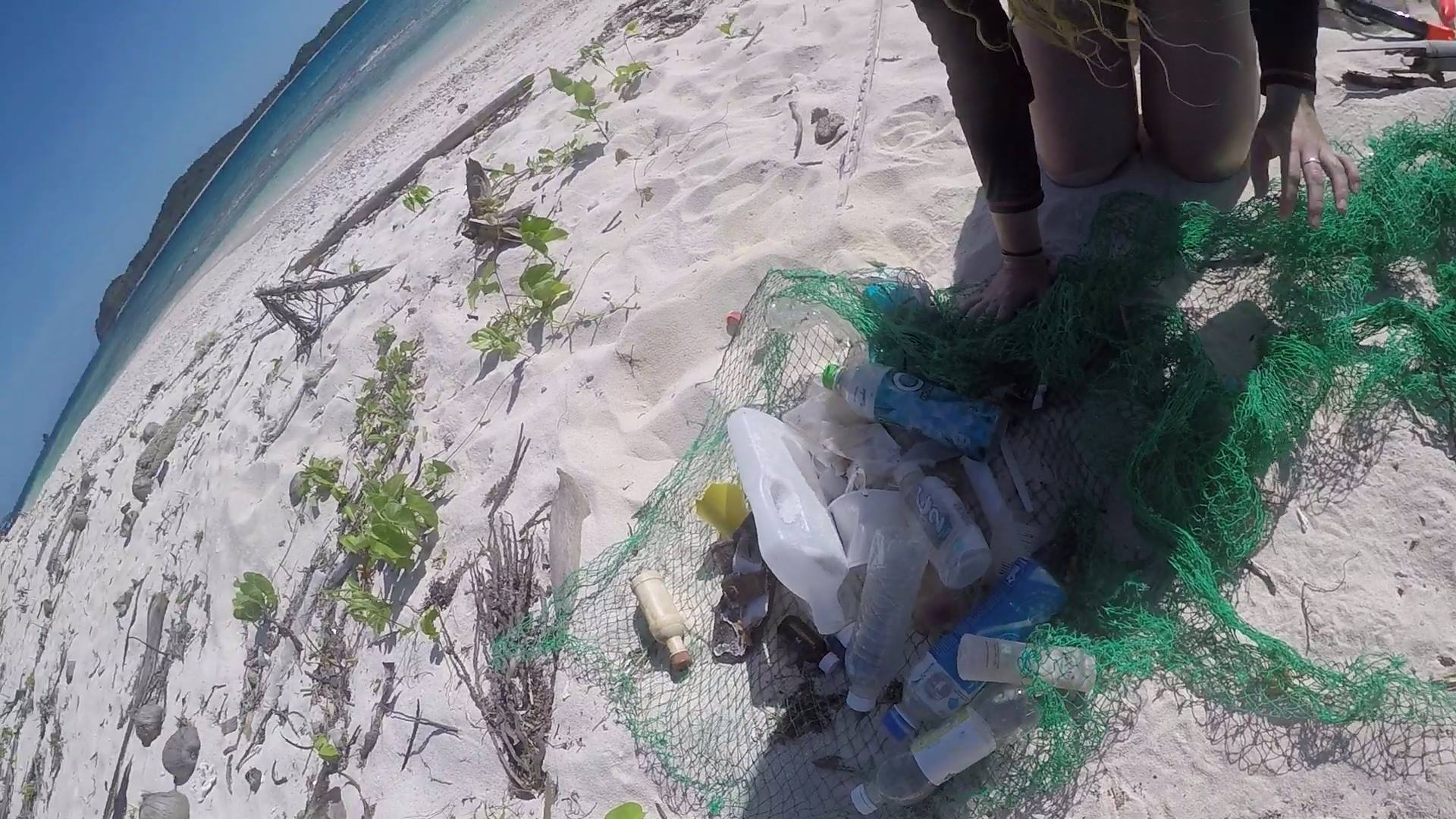 A Plastic Paradise - Traveling with Jen Worth