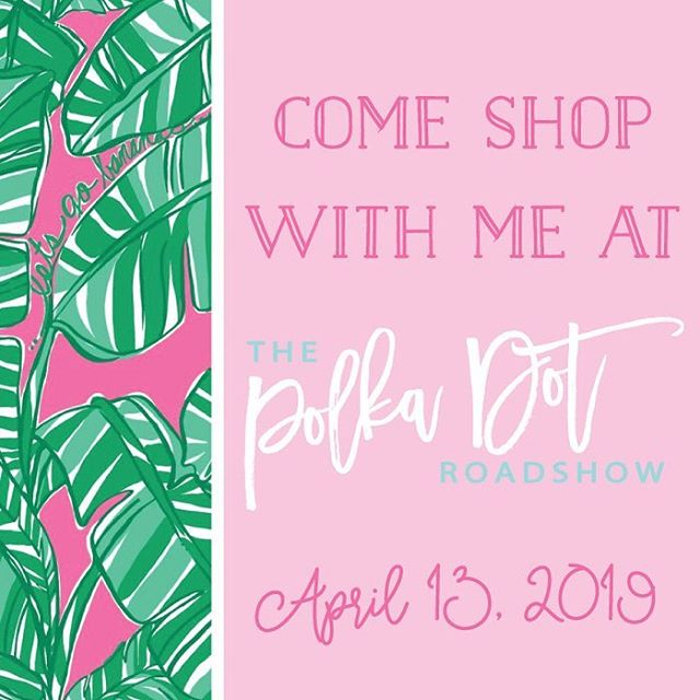 We are so excited to be coming back to @thepolkadotroadshow!! One of our absolute favorite shows! Can't wait to reconnect with all our customers in Santa Clarita! #tasteandenjoy #palateconscious #polkadotroadshow2019 #santaclarita