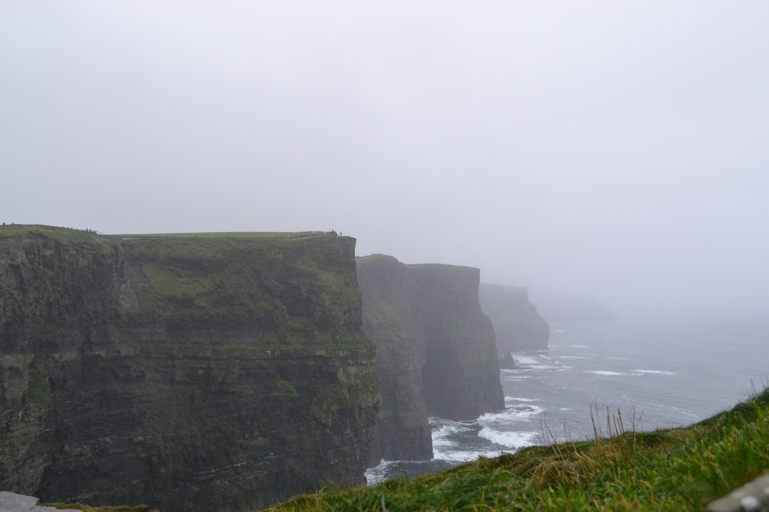 bri rinehart; cliffs of moher; ireland