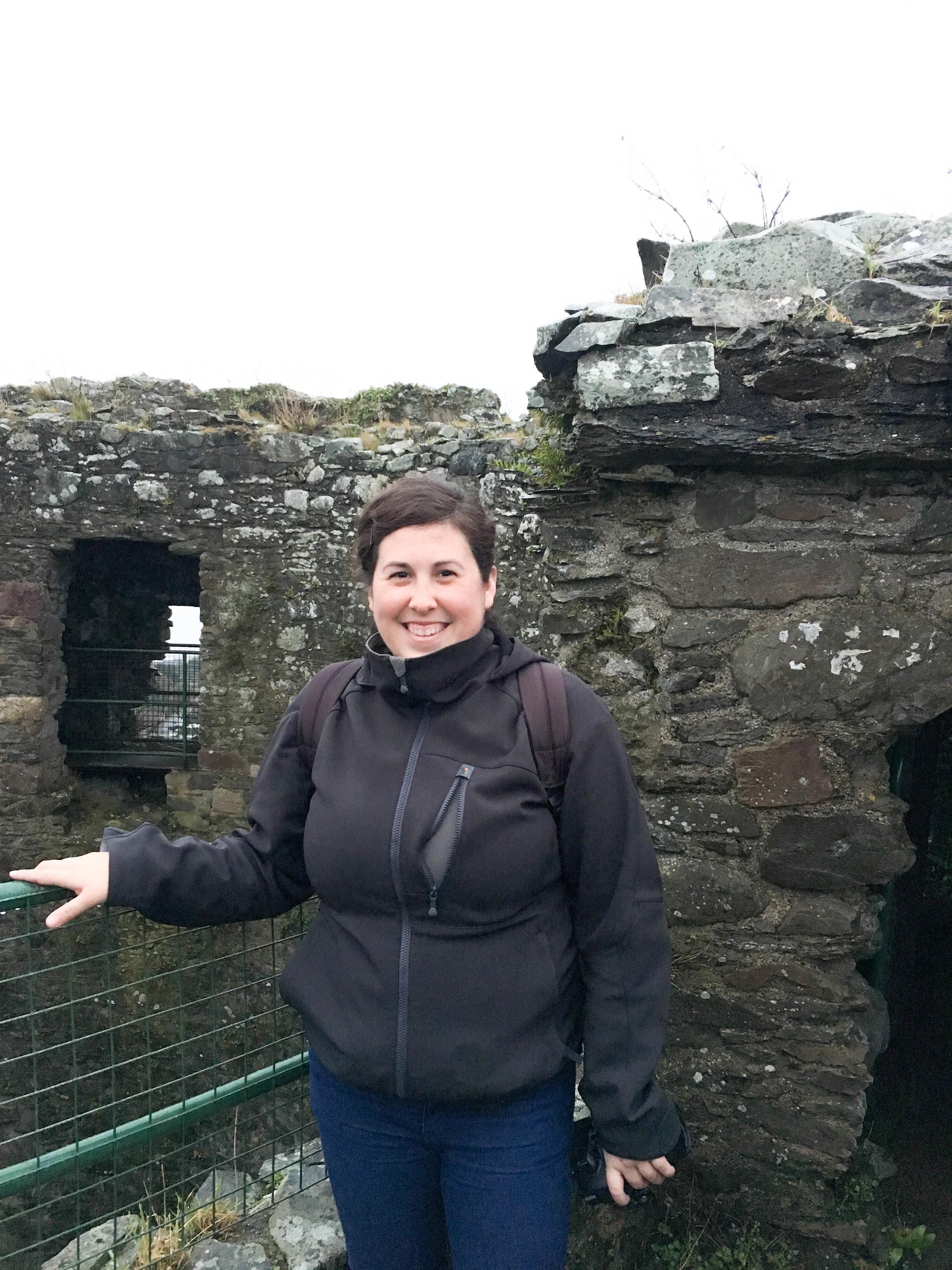 bri rinehart; dundrum castle; ireland