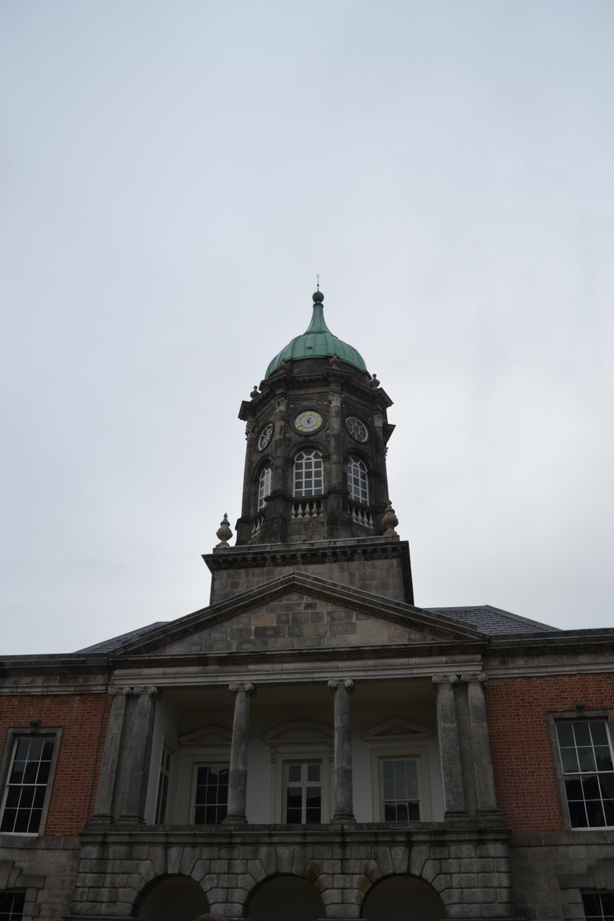 bri rinehart; dublin castle; dublin; ireland