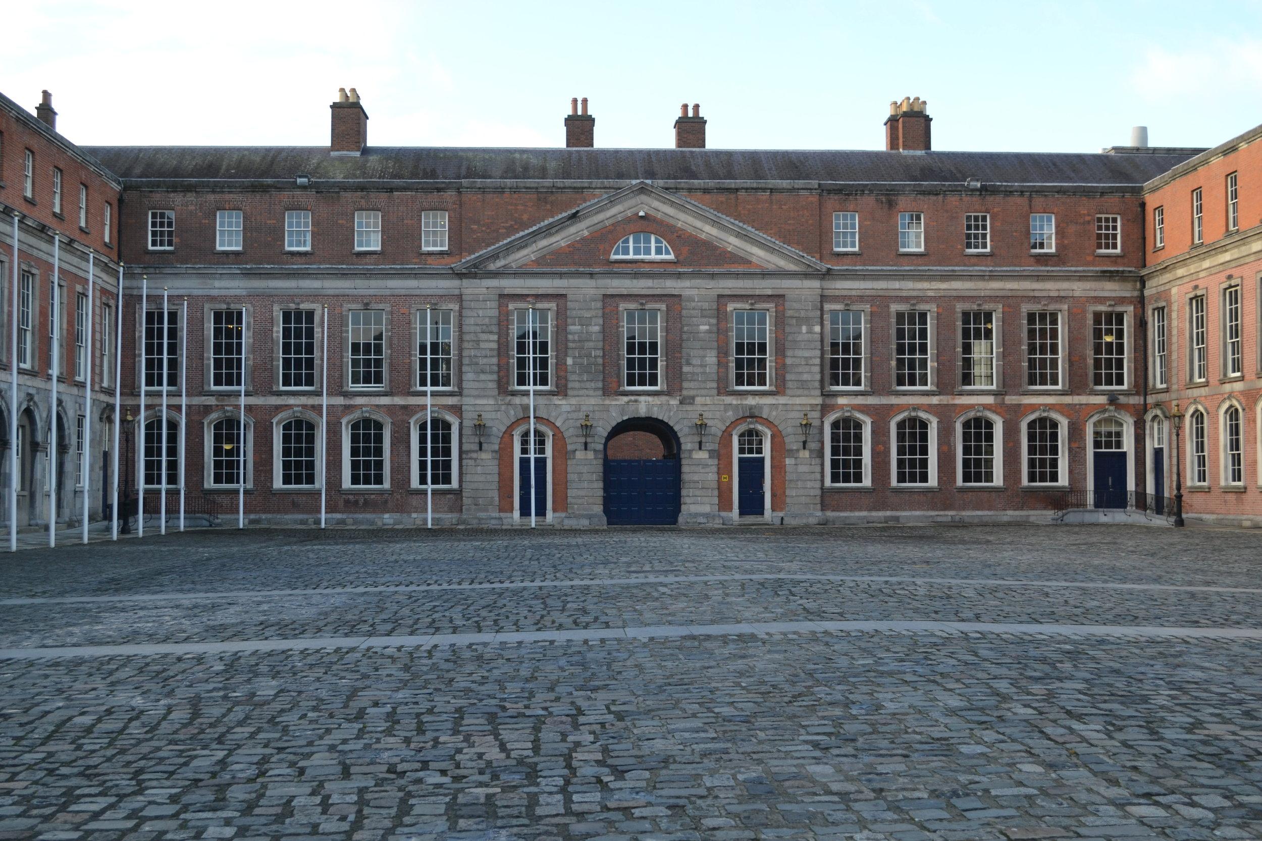 dublin castle; bri rinehart; dublin; ireland