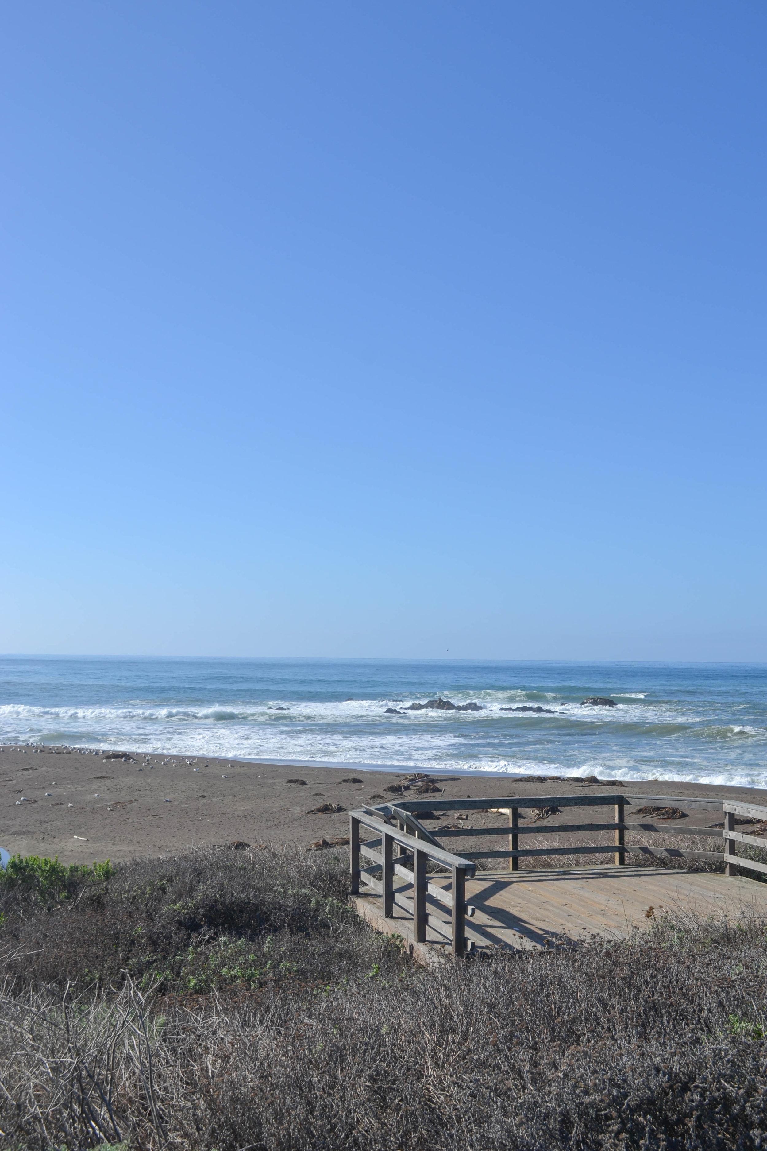 cambria; california; bri rinehart