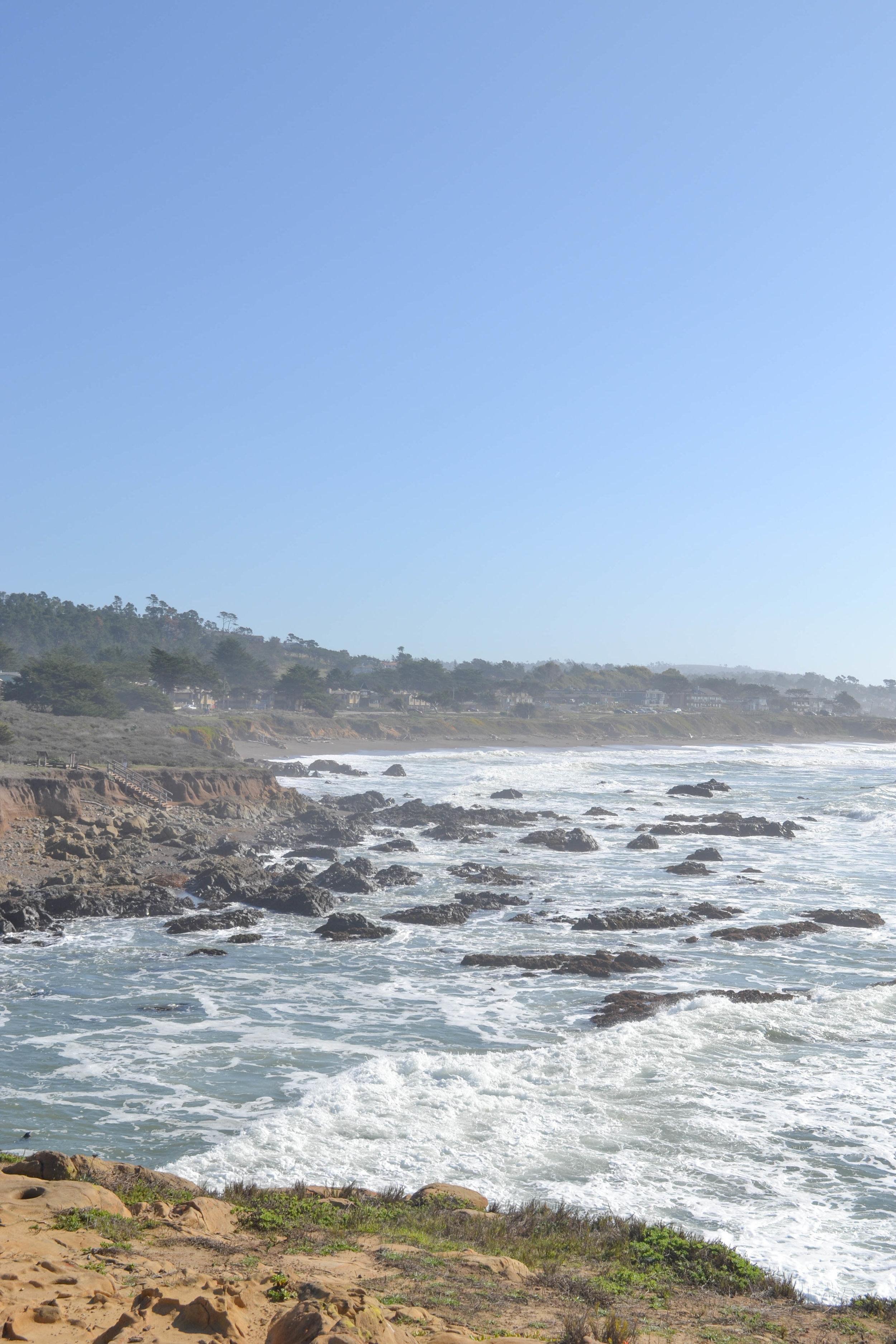 bri rinehart; photography; cambria; california