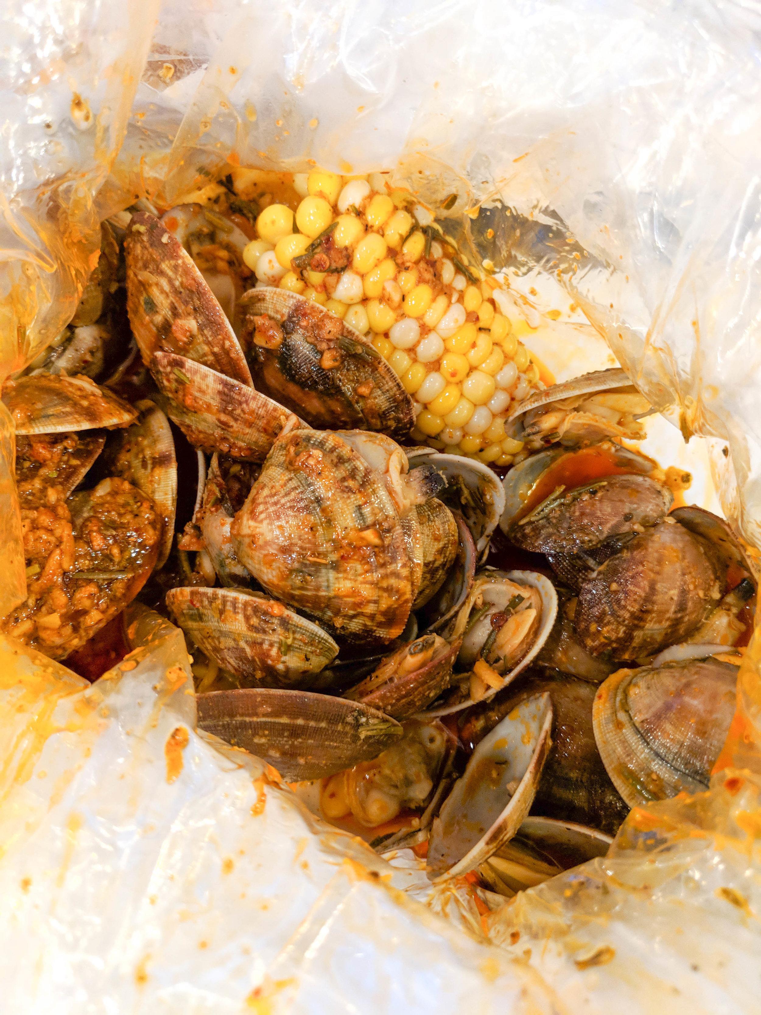 bri rinehart; shaking crab; boston