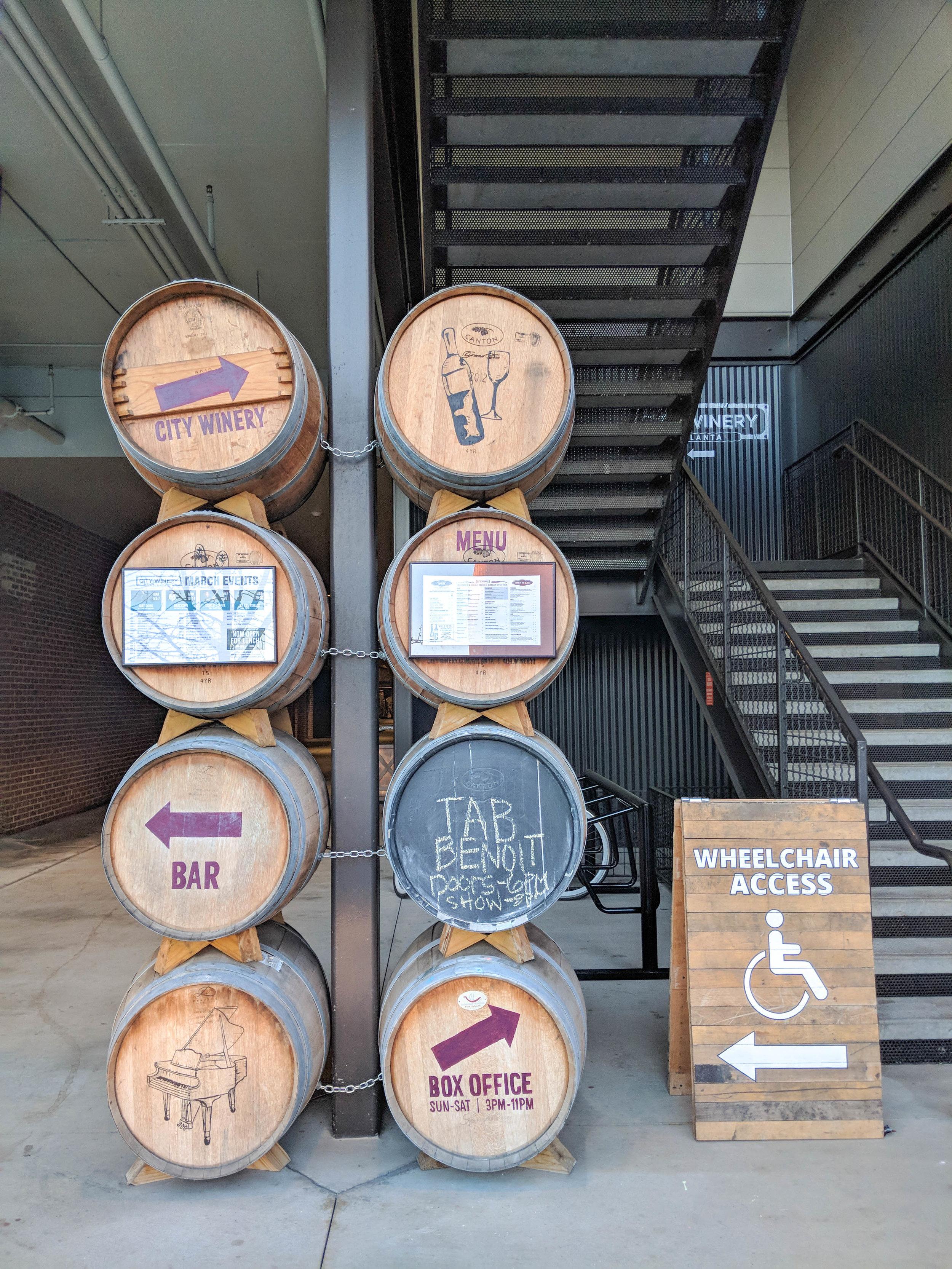 city winery; atlanta; bri rinehart