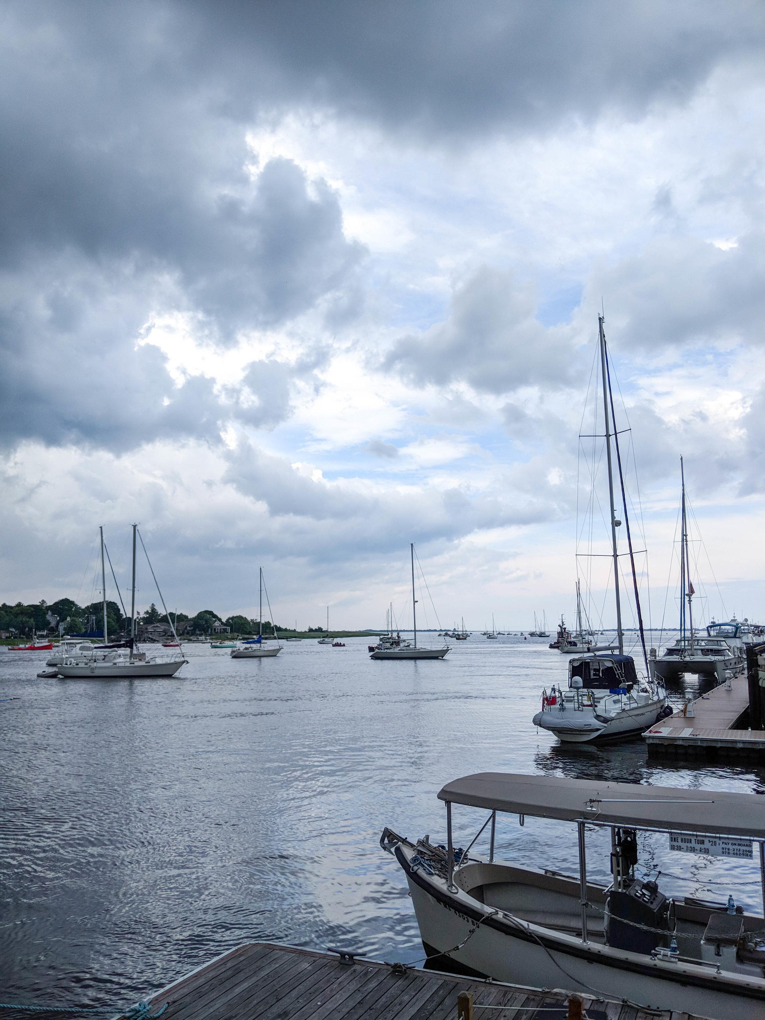 bri rinehart; ships; newburyport; photography
