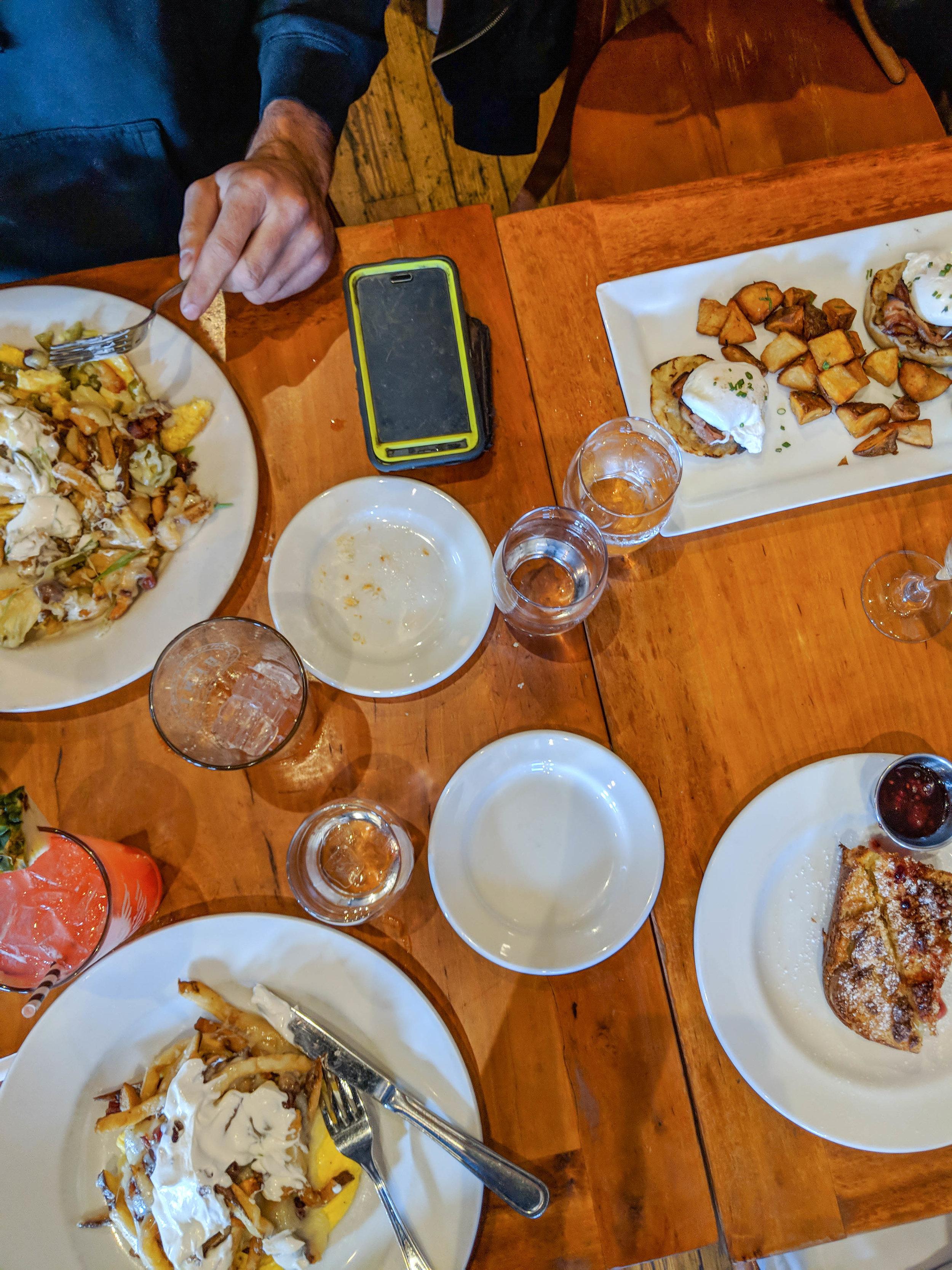 bri rinehart; photography; ashmont grill; food