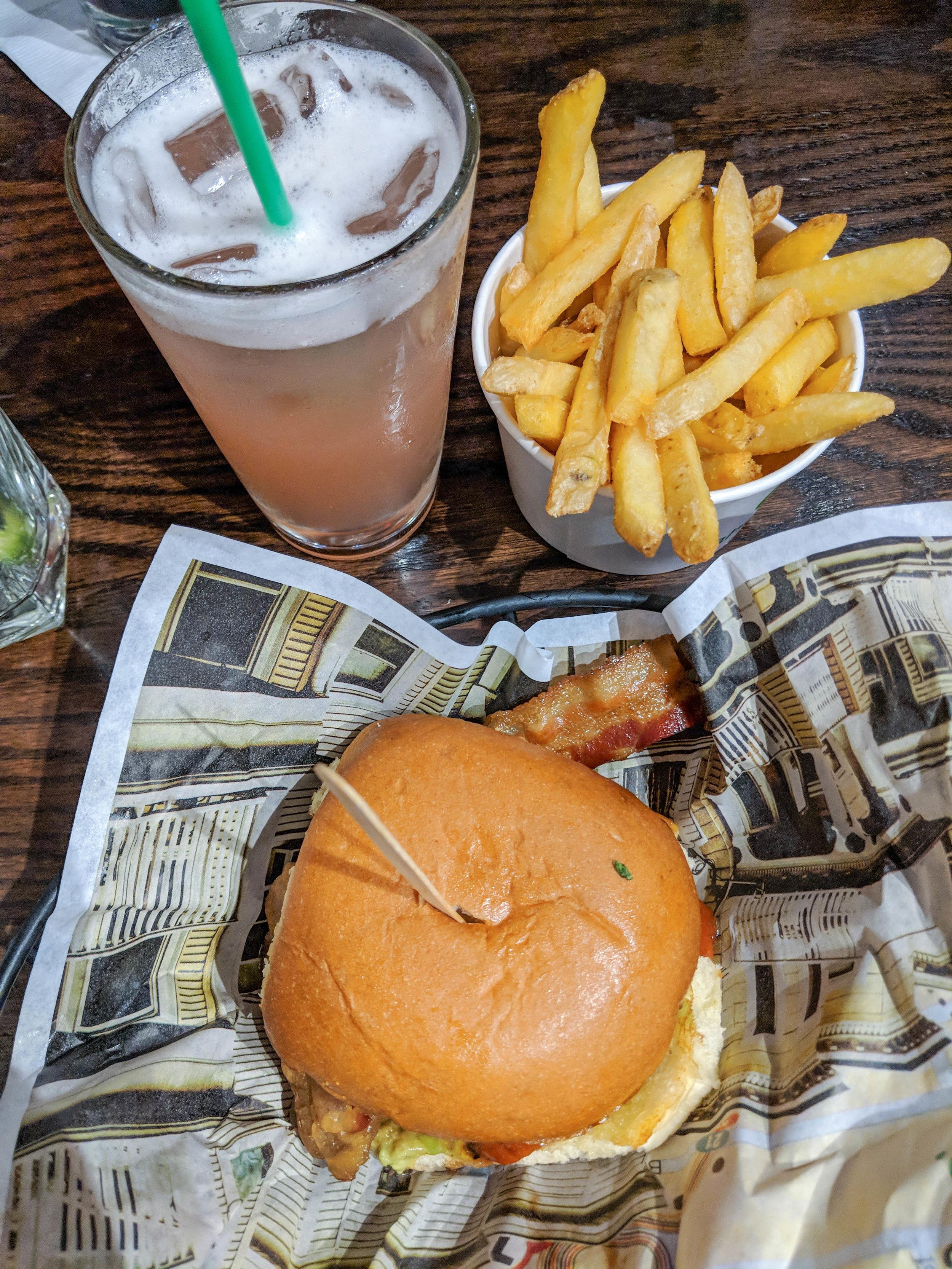 bri rinehart; photography; food; boston; whalburger's; fenway