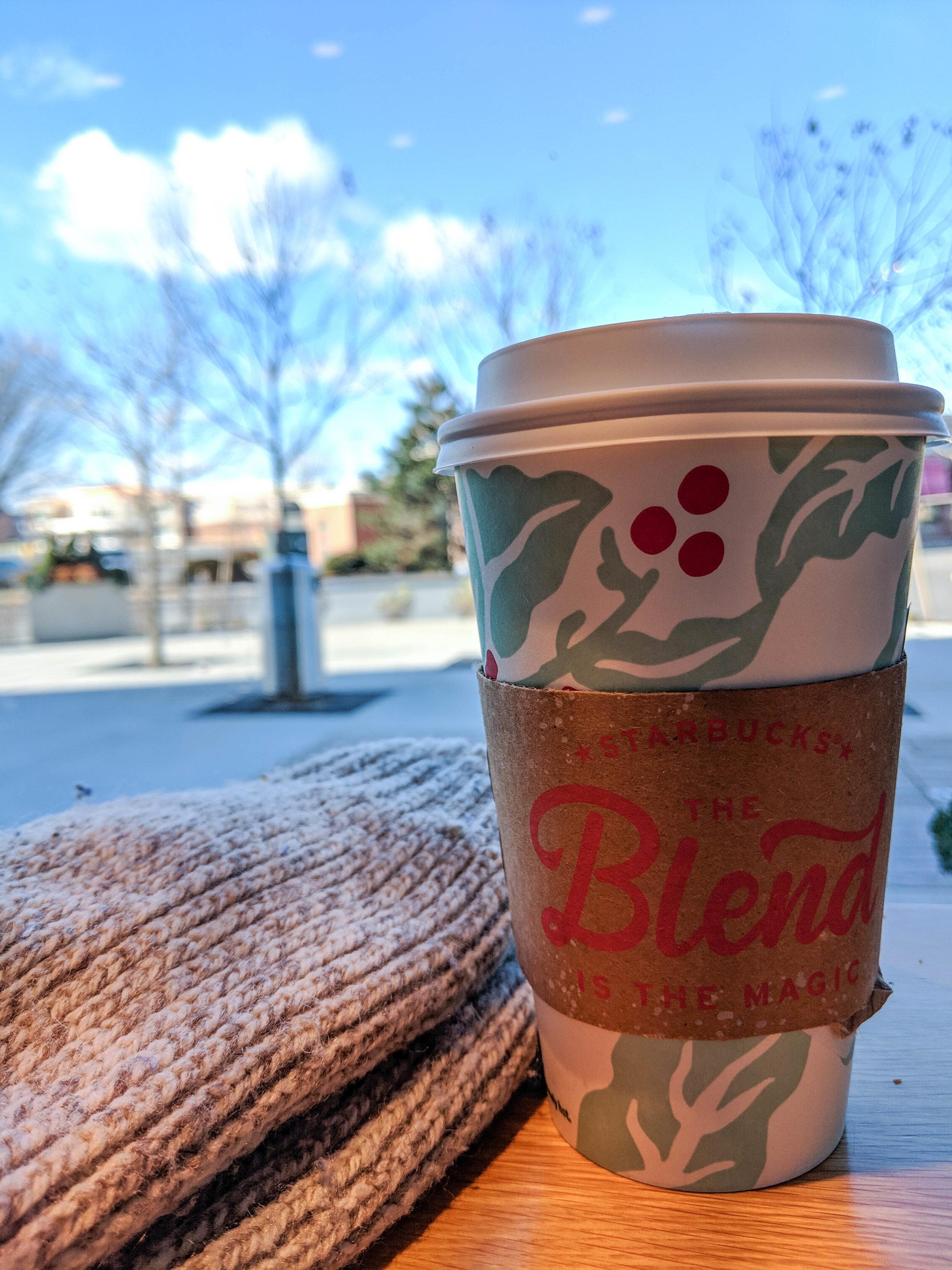 bri rinehart; photography; starbucks; drink; boston