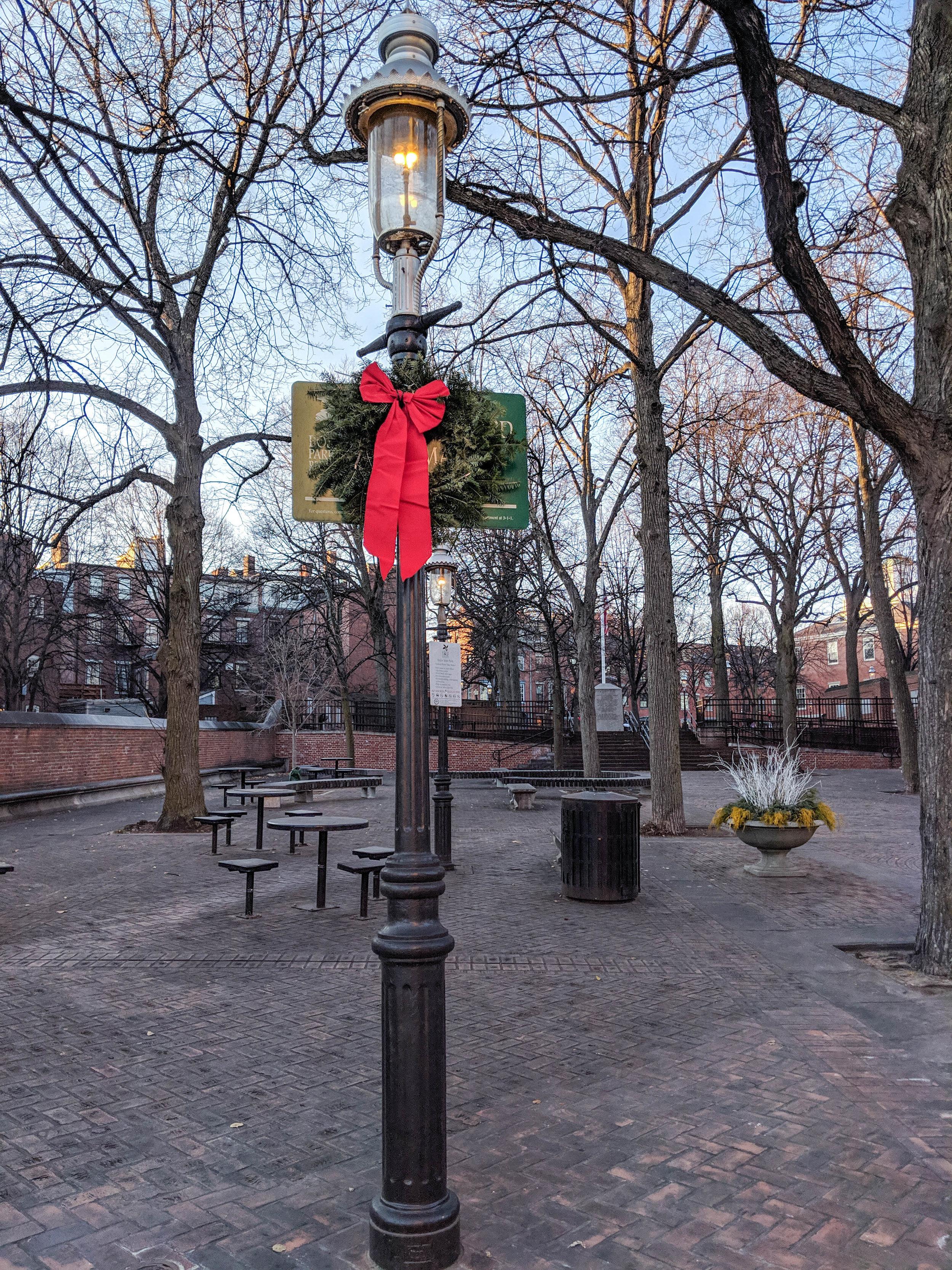 bri rinehart; photography; boston; charlestown; Christmas