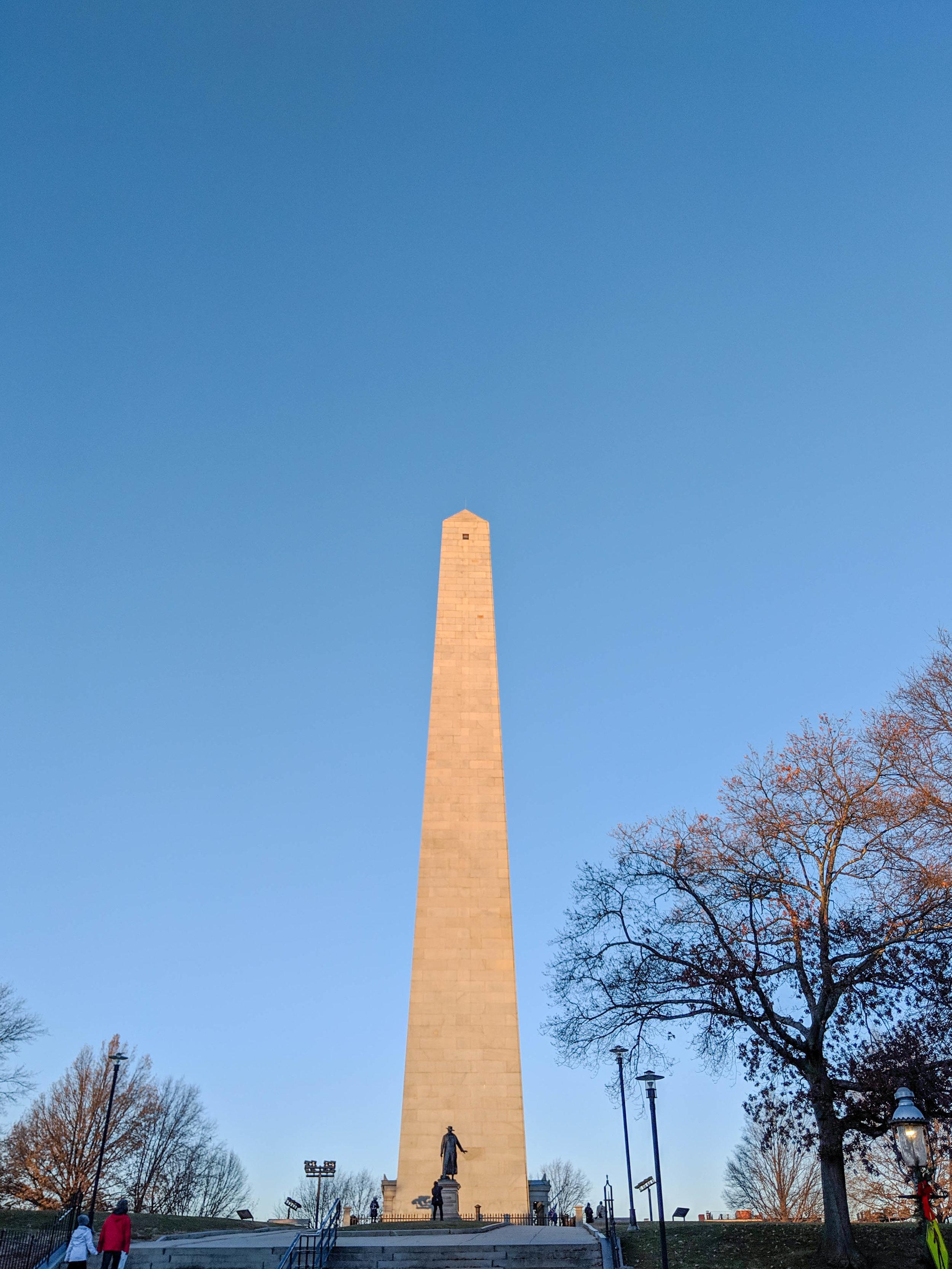 bri rinehart; photography; boston; bunker hill monument; charlestown