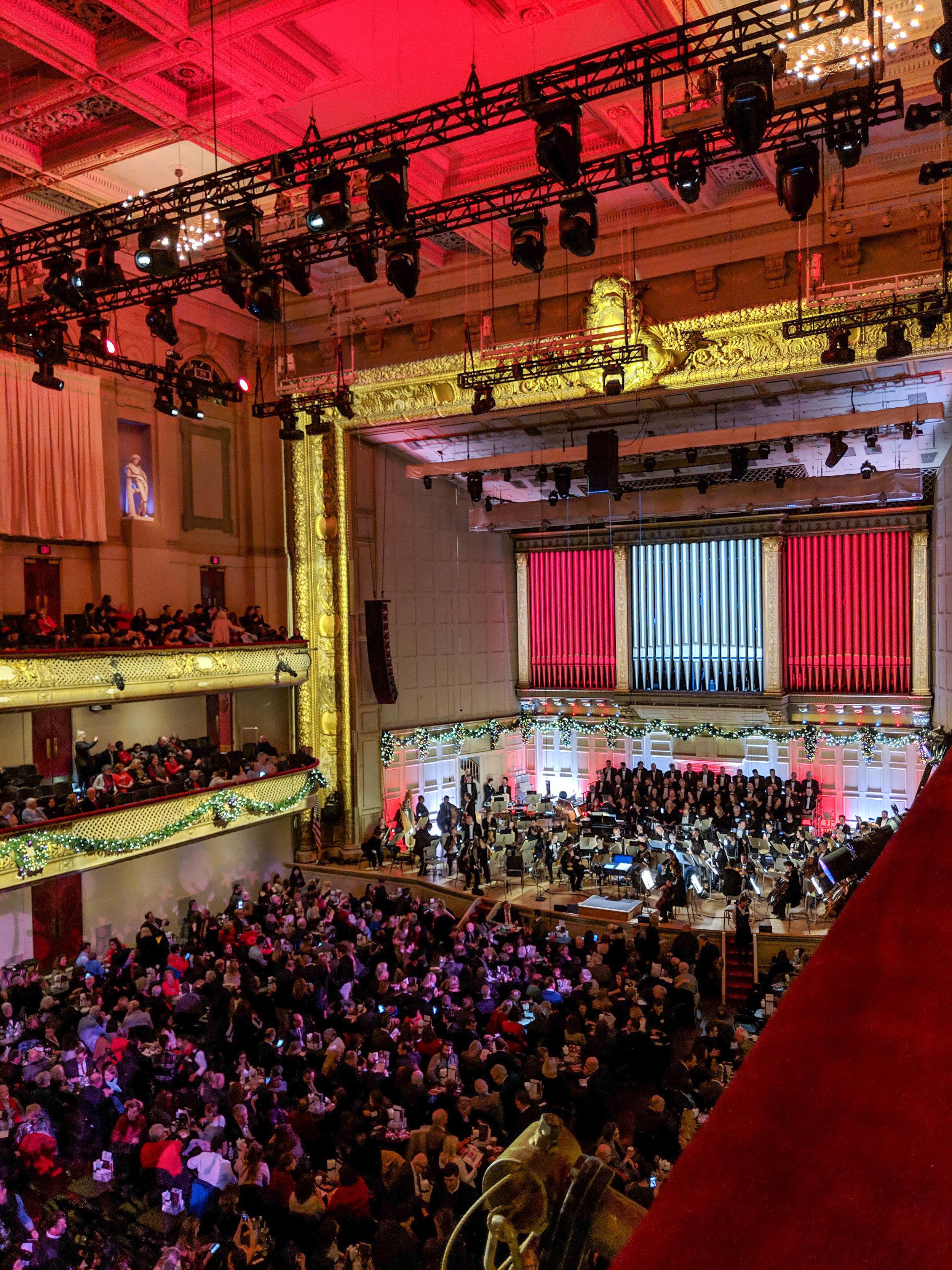 bri rinehart; boston; photography series; pops; orchestra