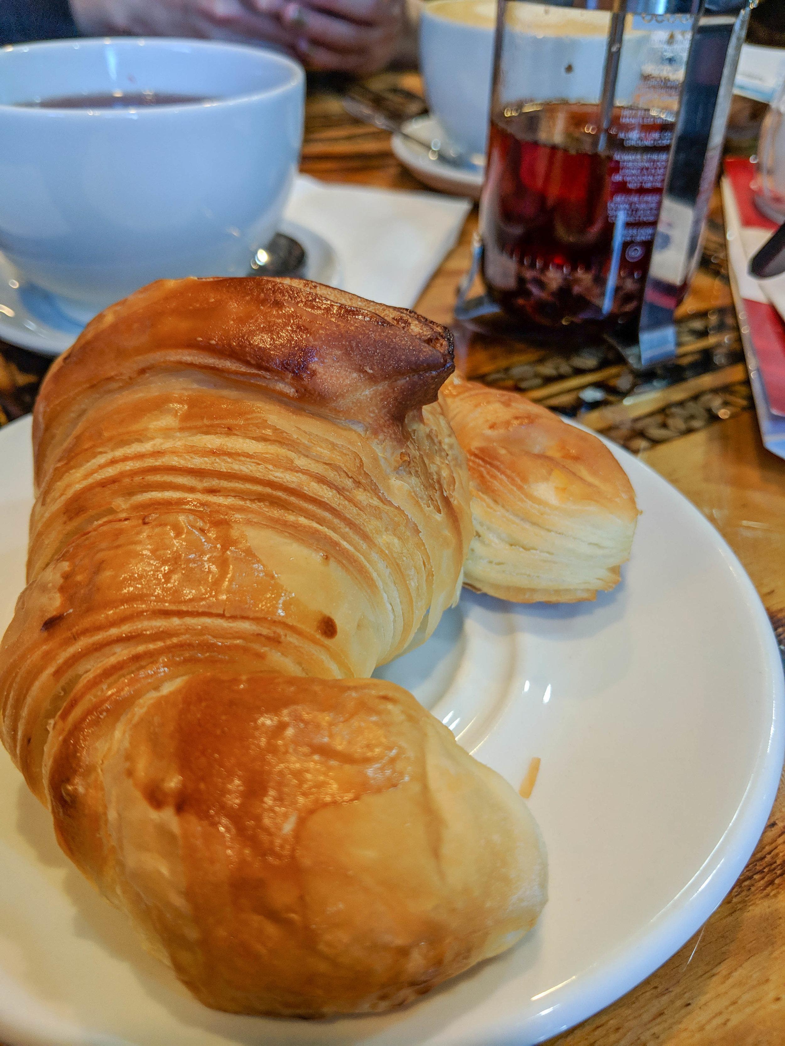 bri rinehart; montreal; la touche - bar a cafe; foodie