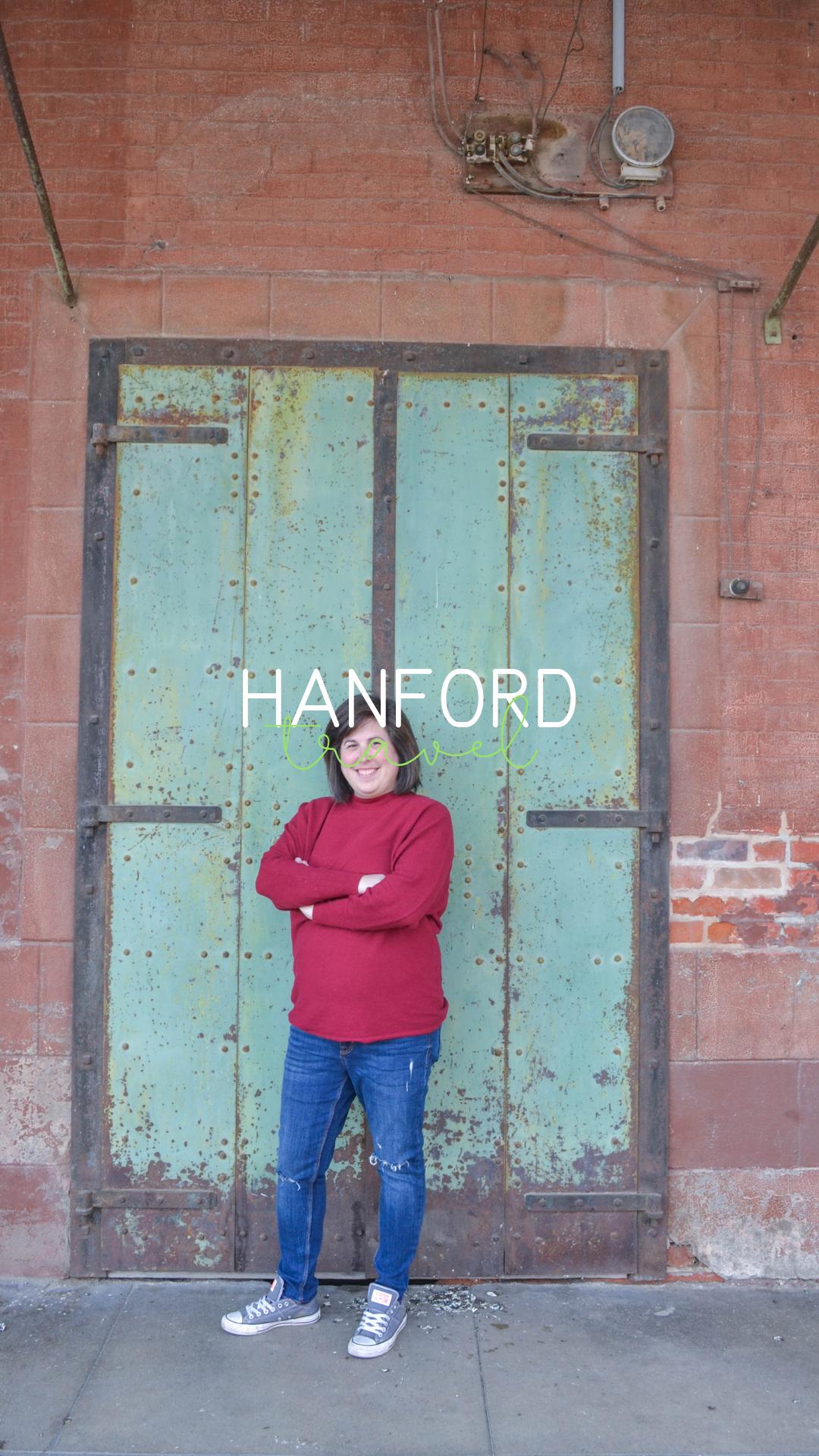bri rinehart; hanford adventure