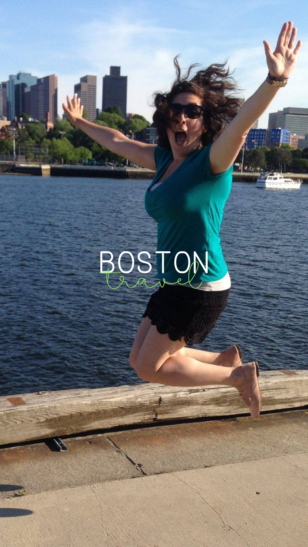 bri rinehart; boston adventure