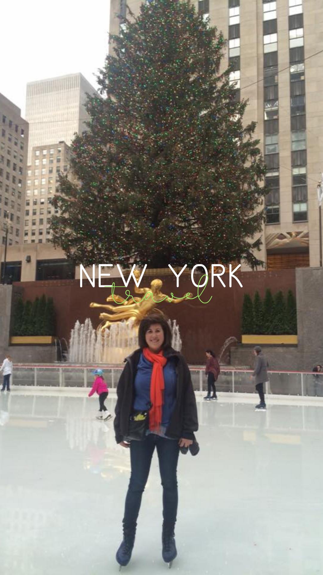 bri rinehart; new york adventure