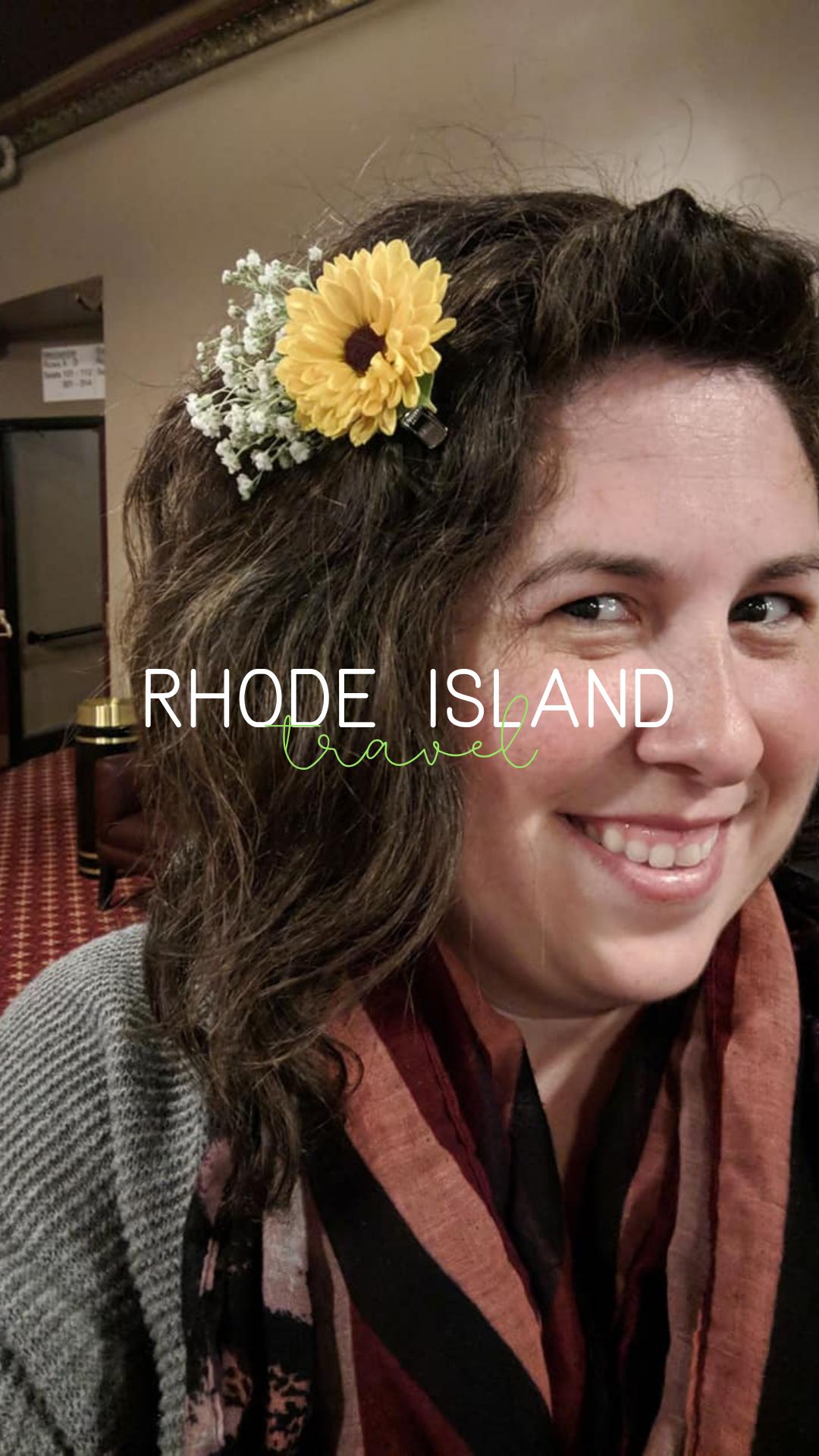 bri rinehart; rhode island adventure