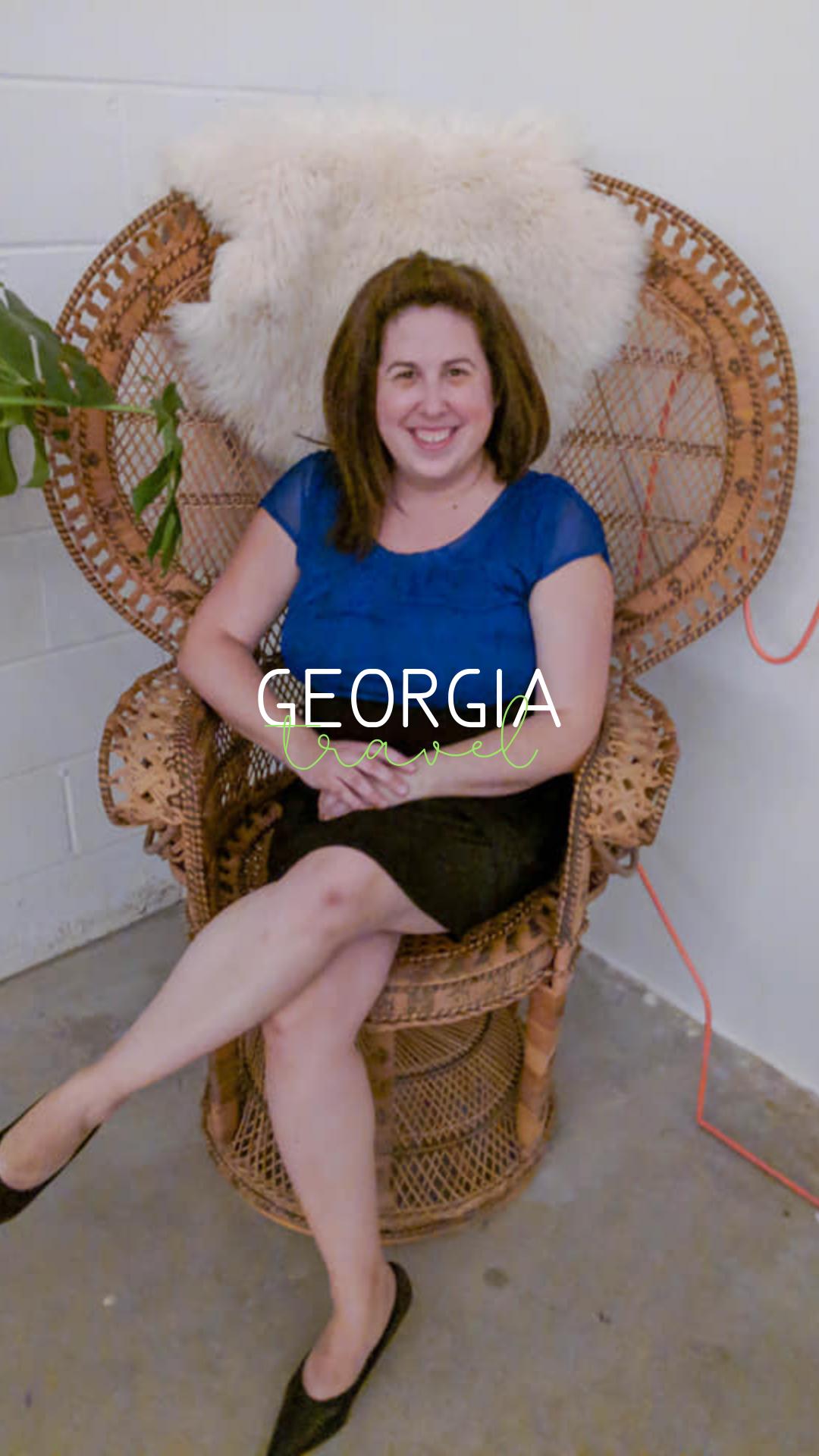 bri rinehart; georgia adventure