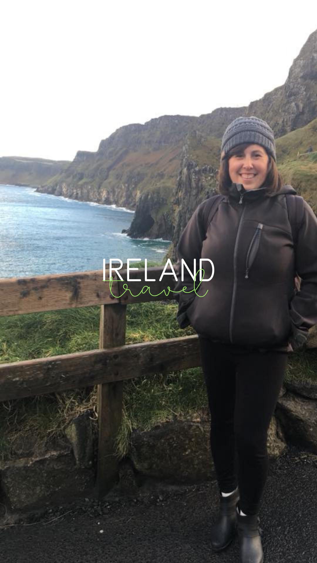 bri rinehart; ireland adventure