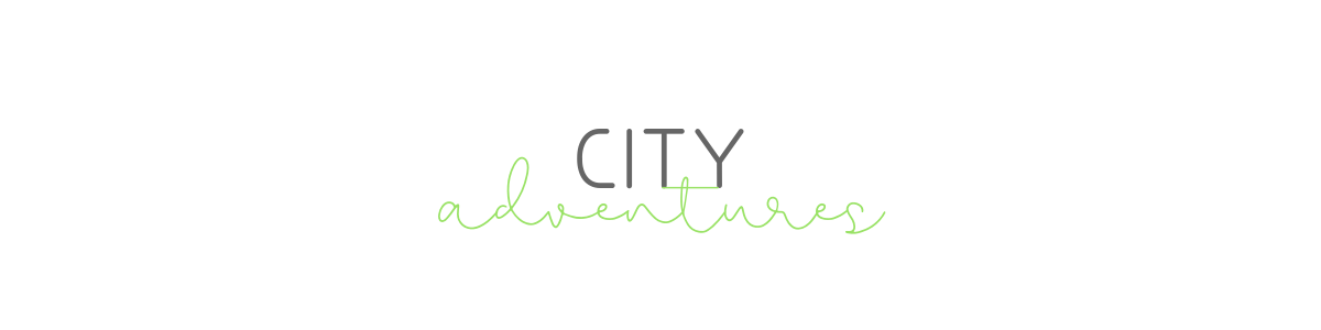 bri rinehart; the bri creative; city adventures
