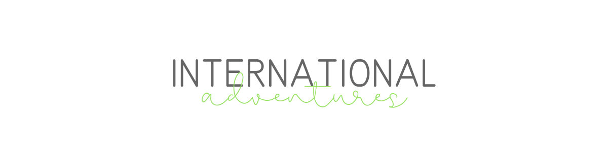 bri rinehart; the bri creative; international adventures