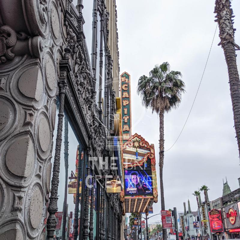 bri rinehart; adventure; los angeles; california; hollywood