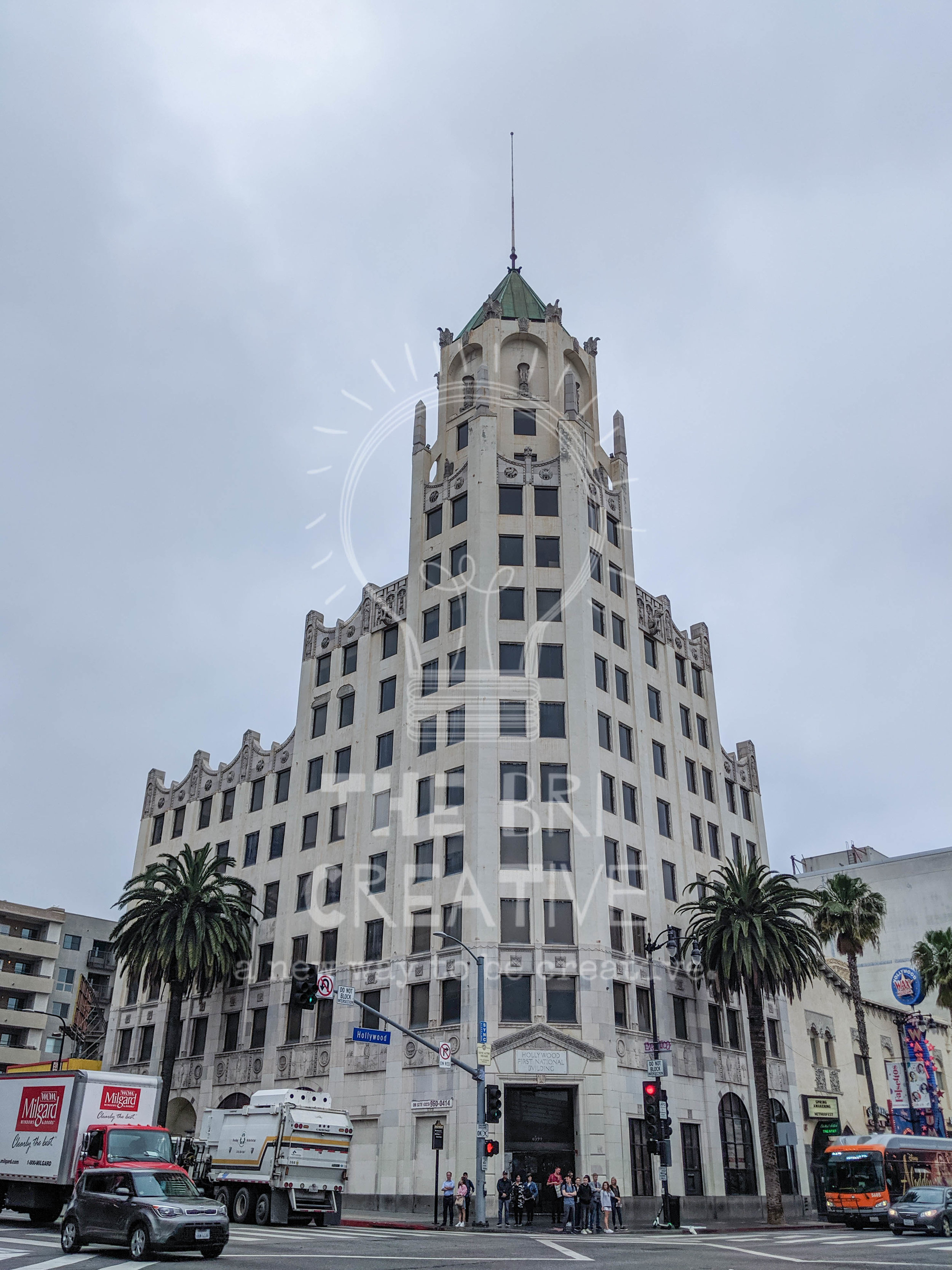 bri rinehart; adventure; california; los angeles; hollywood