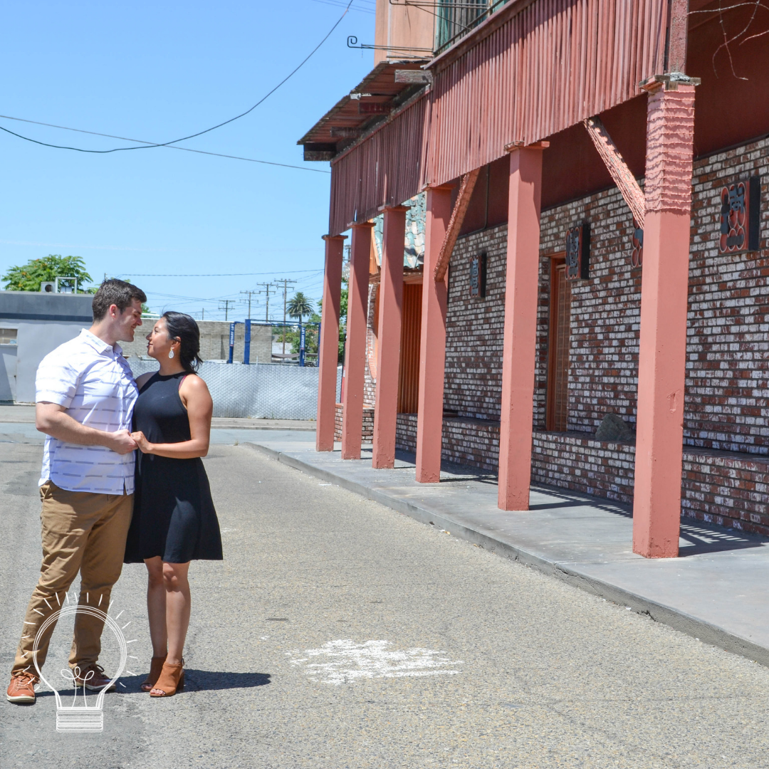 bri rinehart; the bri creative; engagement; hanford; california; photography