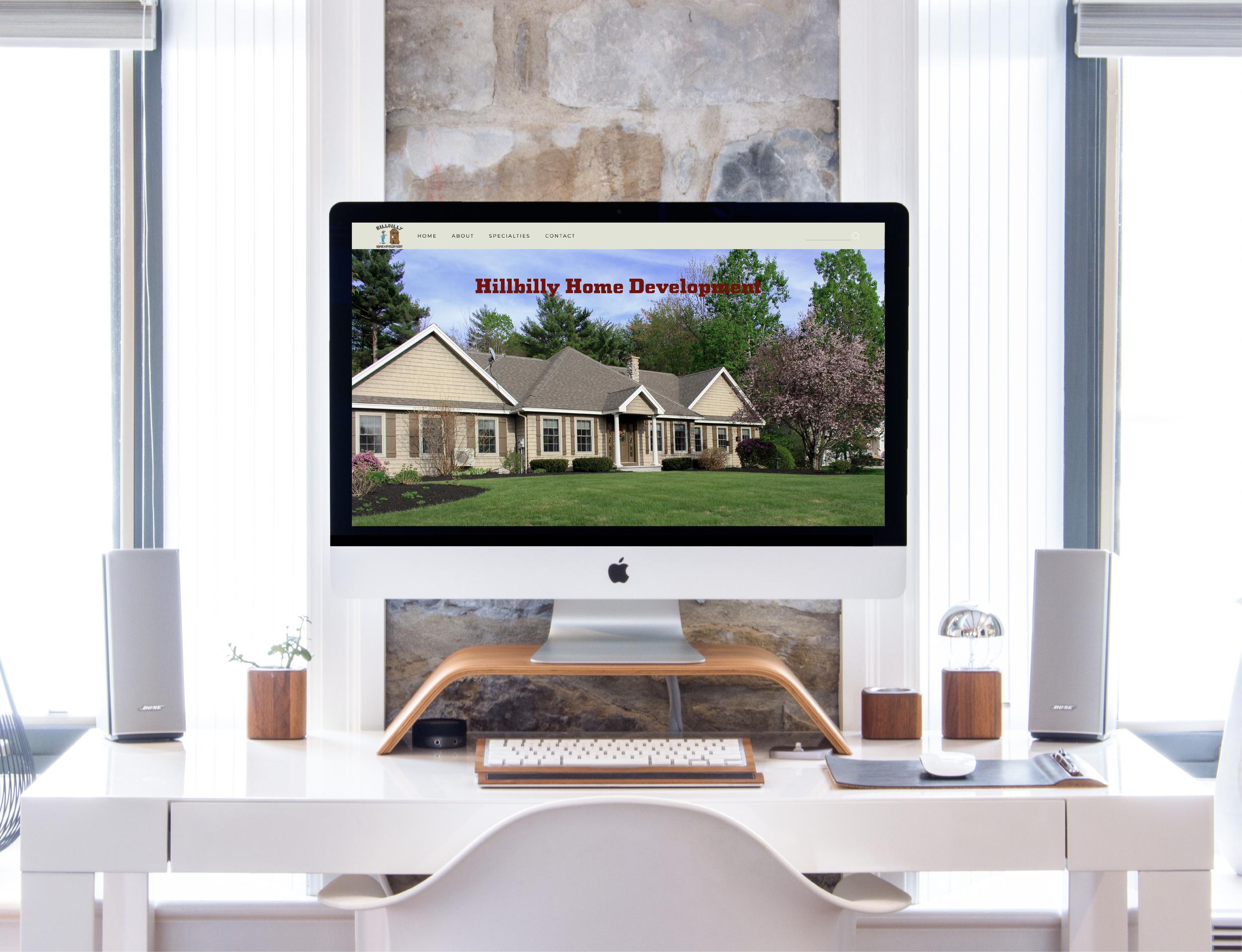Elevenly Studio Branding and Custom squarespace website design