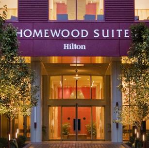 Homewood Suites<br /><span>(Hilton)</span>