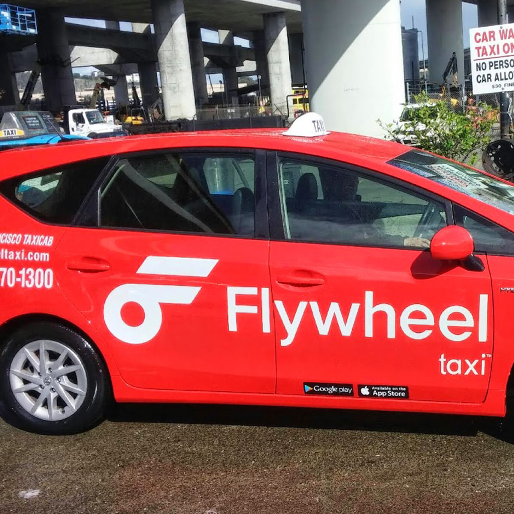 Flywheel<br /><span>(UpStart Mobile)</span>