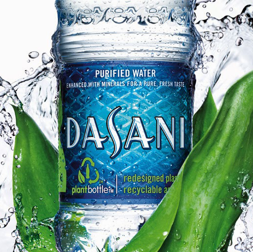 Dasani <br><span>(Coca-Cola)</span>
