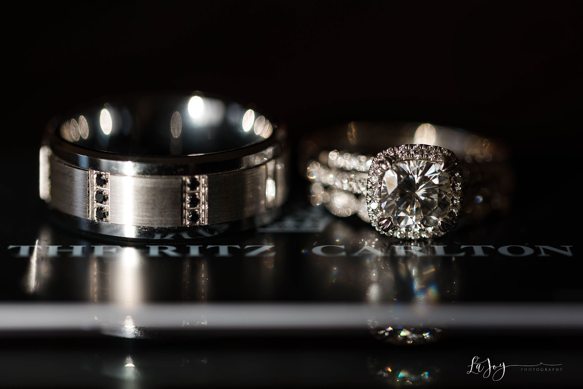 The Ritz Carlton Rings