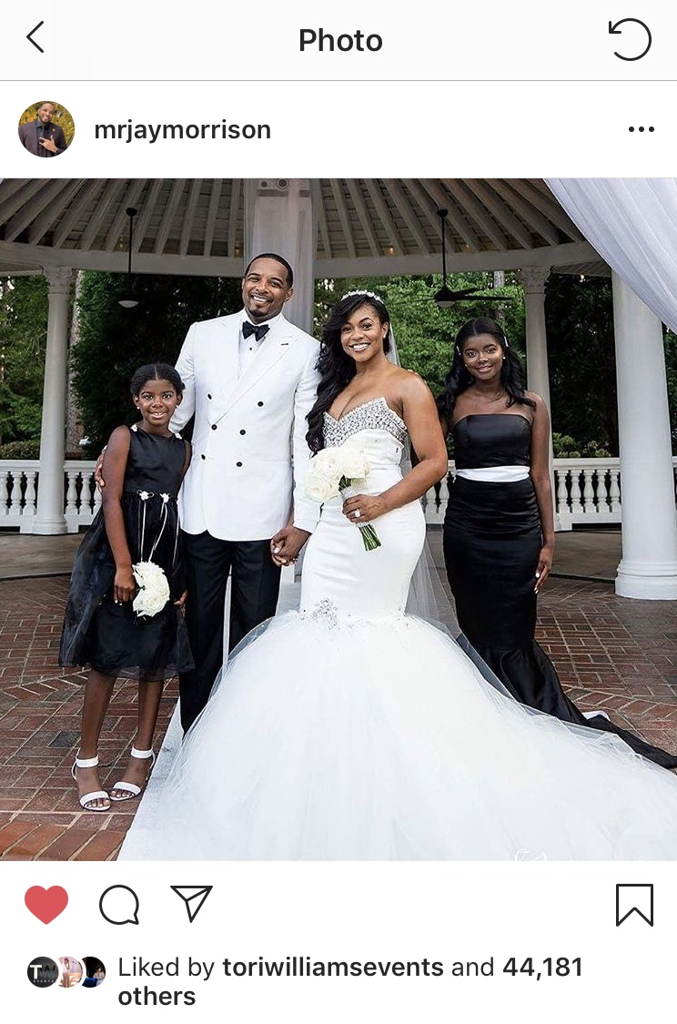 Jay Morrison and Ernestine Morrison was an amazing bride and groom. Even though I had accomplished so much I still felt as if I didnt accomplish anything. I wanted to do more and I wasnt sure what that meant. Until i realized I wanted to teach.