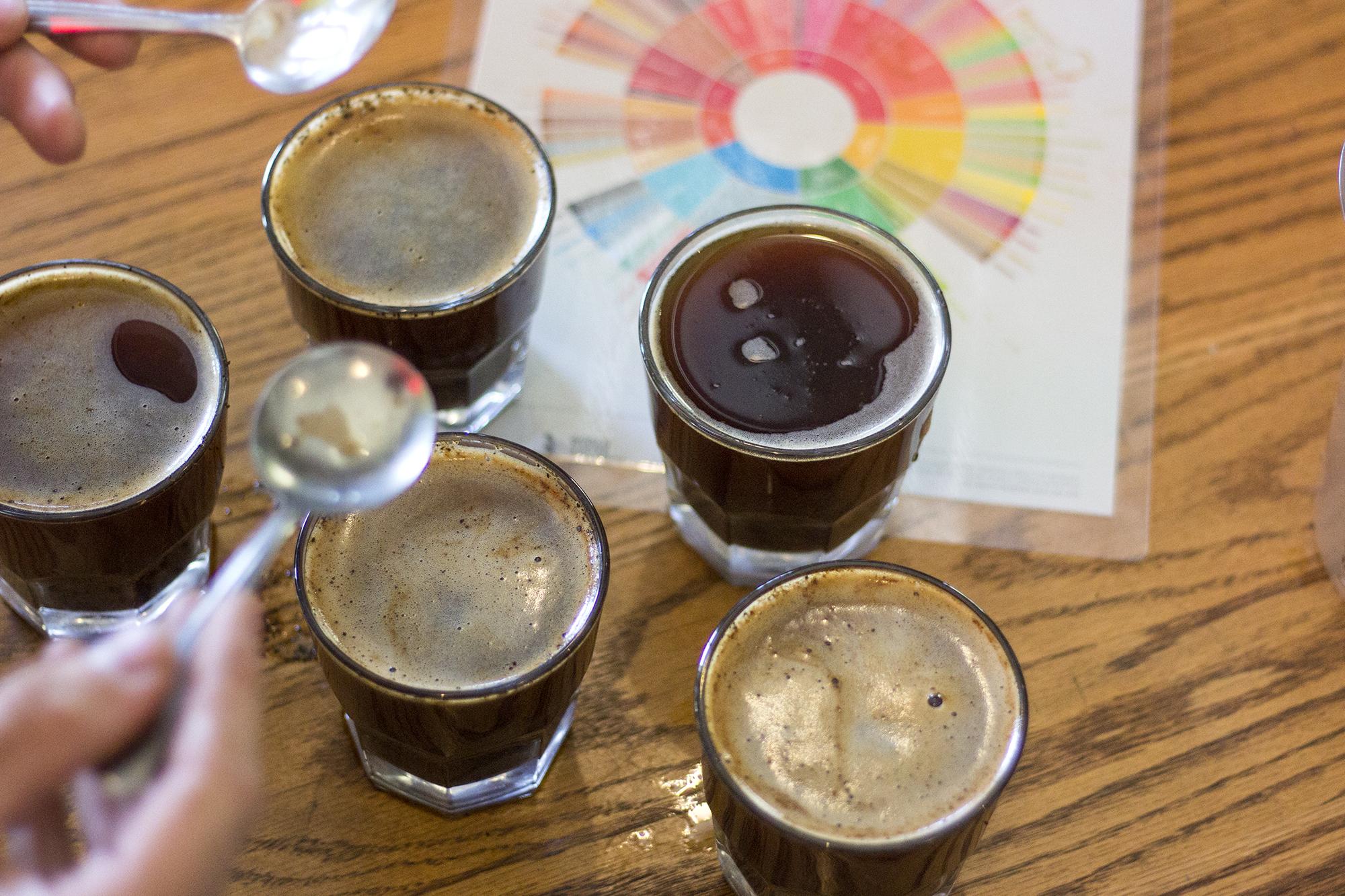 Flying M Coffee Cupping.jpg