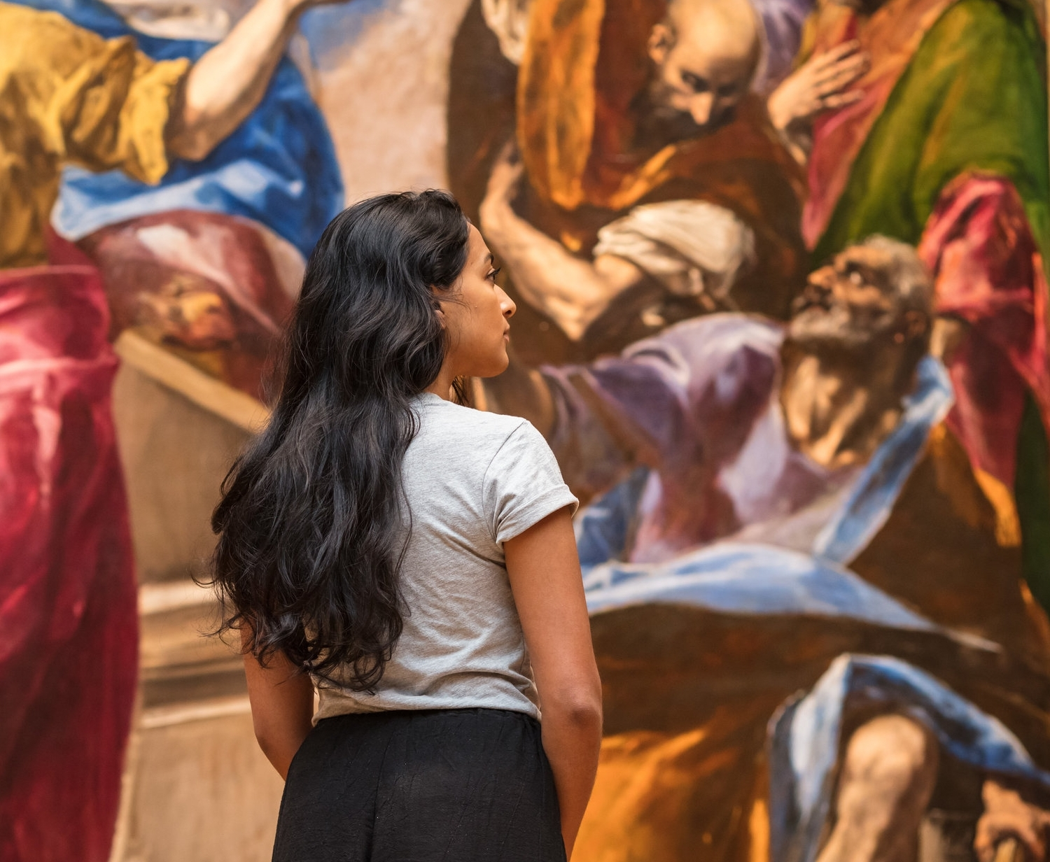 Museum Photography Art Direction - The Art Institute of Chicago | 2018