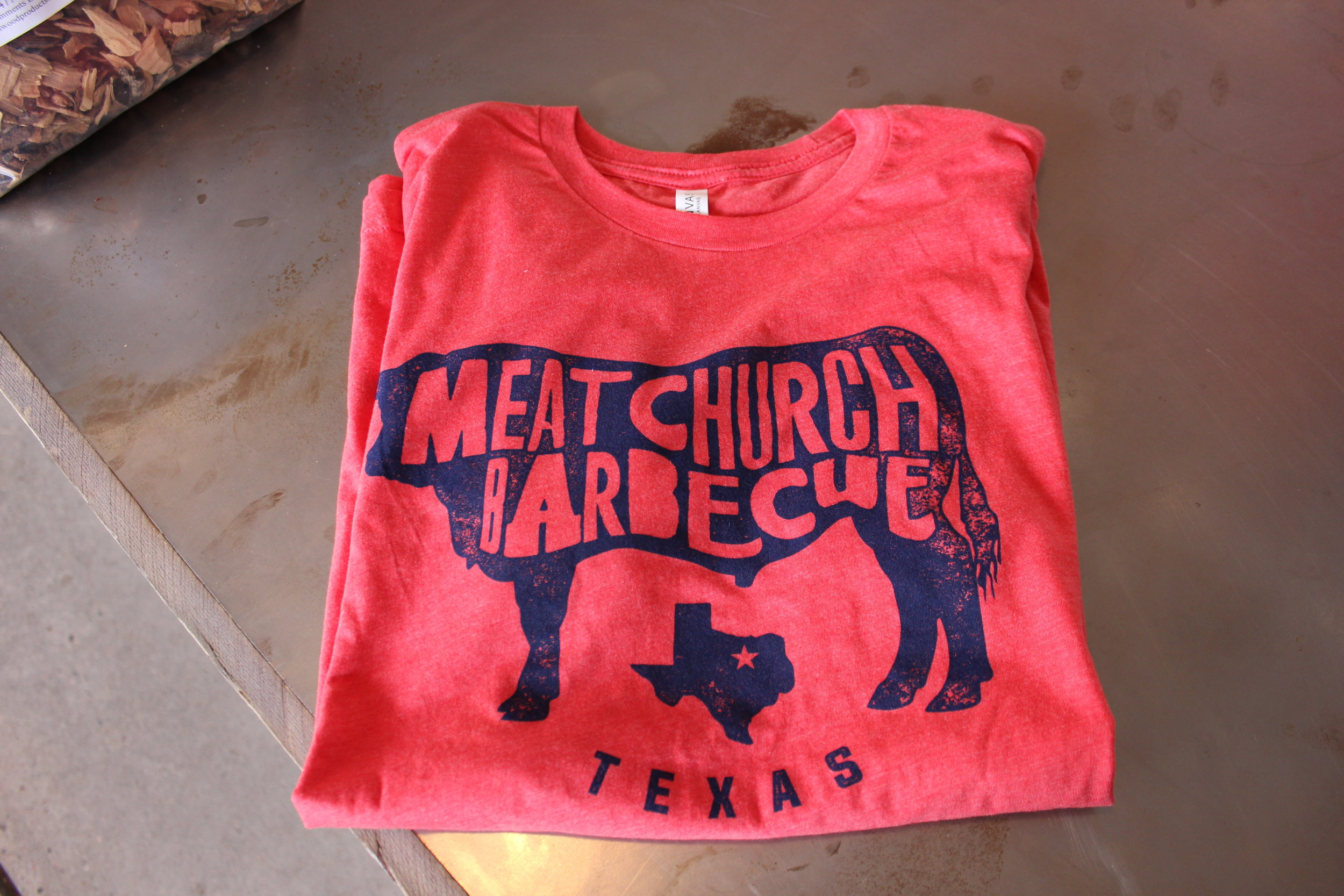 Meat Church T