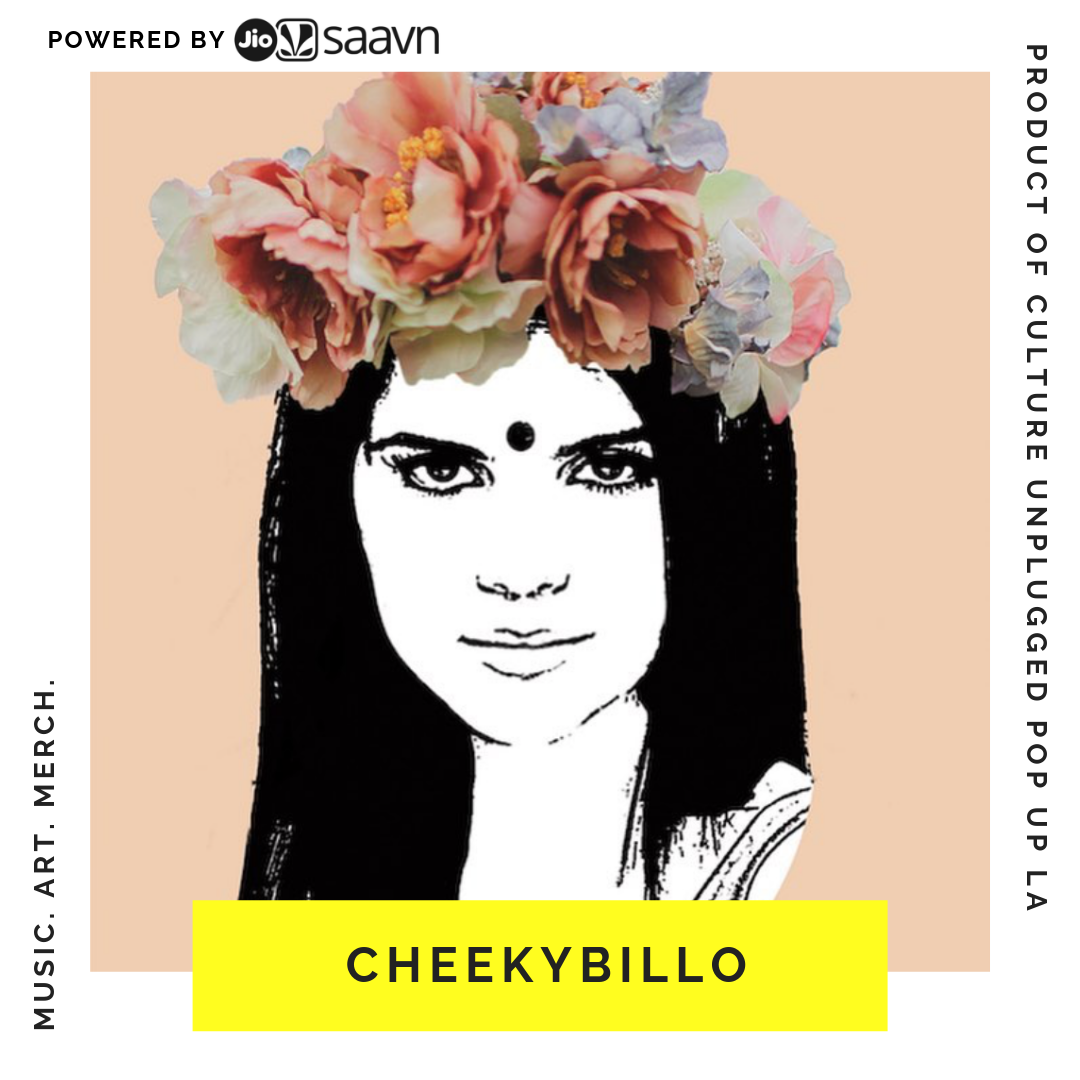 CHEEKY BILLO BY ENA CHAHAL - Self-taught creator who finds inspiration from daily musings.Fun fact: Everything I create is something I have envisioned on my own walls.Early life: Taught to use my imagination and appreciation of colors to illustrate my wildest dreams. Got it from my mama.Original inspirations: Watching my aunt and mother paint sceneries and cultivating creative combinations of colors. Quietly observing in the background like a lion cub preparing to pounce on unsuspecting prey I sat their shaking my fluffy little tail. Equipped with Crayons and paint I was ready to be unleashed!My fascinations: Normalizing beards and turbans, cardiac pathologies, shrimp tacos, gluteus maximuses, hippopotomusses?