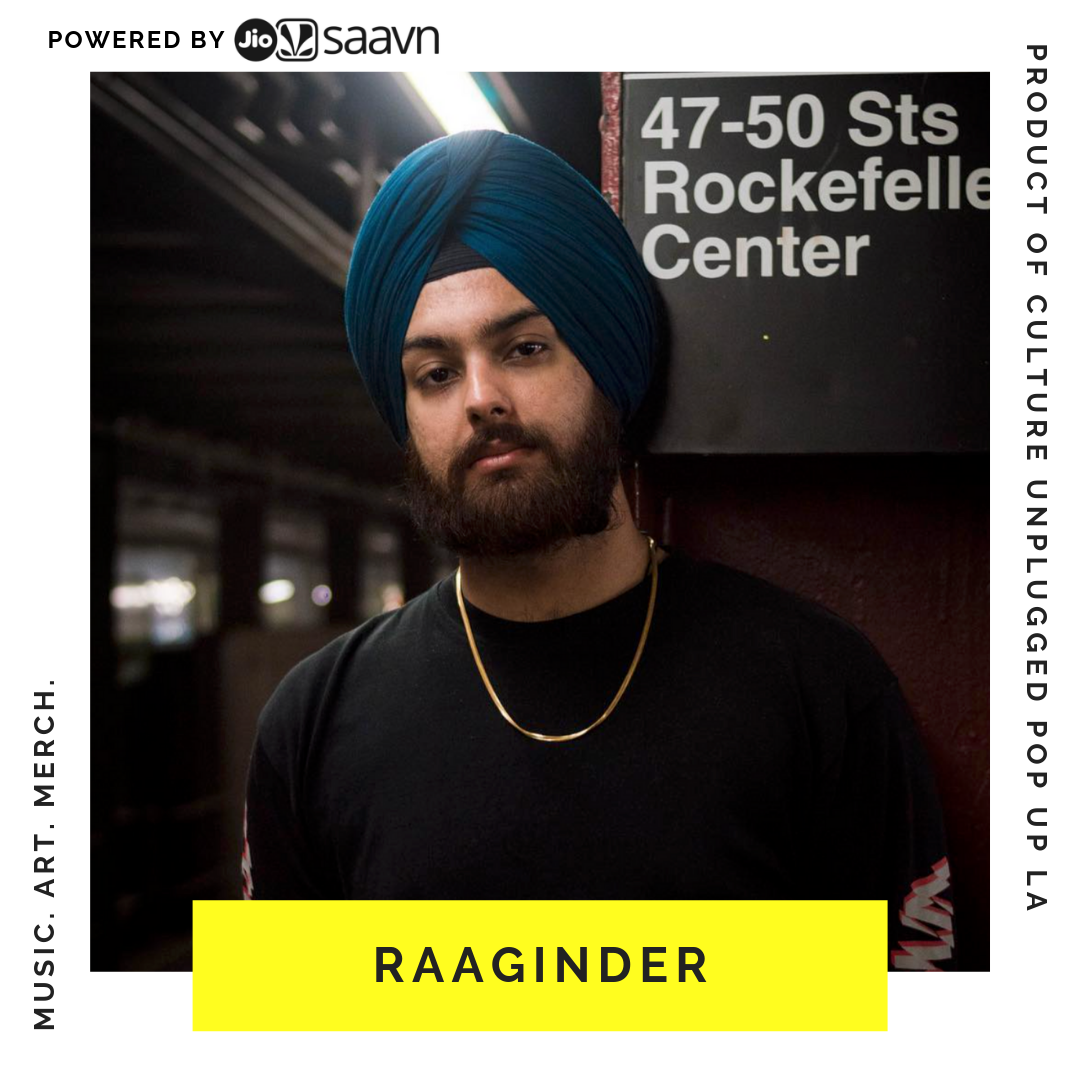 RAAGINDER - Raaginder Singh Momi is a 25-year-old musician from the San Francisco Bay Area. Trained in the Western and Eastern classical traditions, Raaginder implements improvisation, rhythmic patterns and the sounds of Indian Classical music on a modified five-string violin. Raaginder has brought it upon his violin to experiment with different genres of music such as hip-hop, pop, and more. He studied at the California Institute of the Arts (CalArts) where he received his BFA in World Music Performance. Today, Raaginder performs around the world, teaches, and composes music for various projects across many genres.