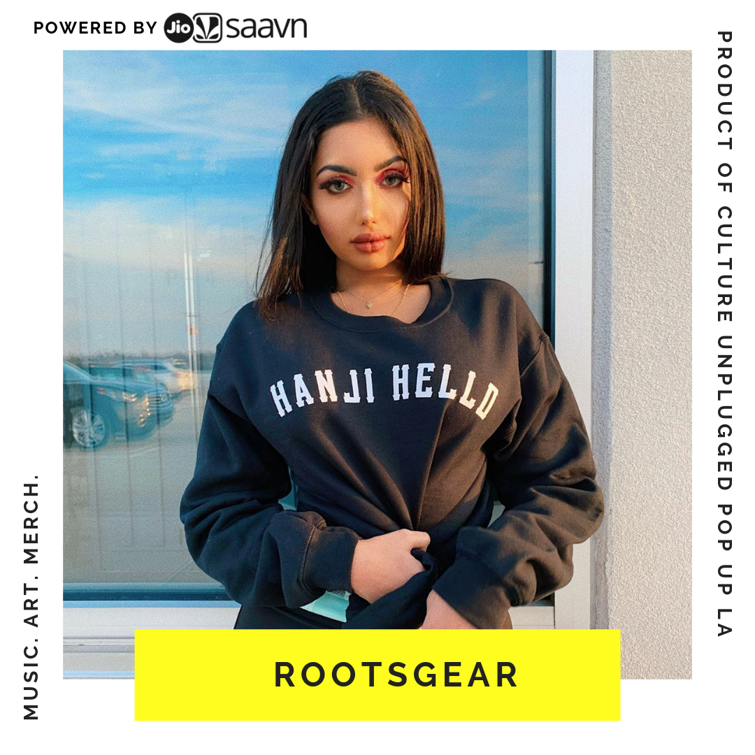 ROOTSGEAR - What started as a passion project in 2004, has blossomed into the dopest marketplace for South-Asian inspired streetwear.Rootsgear drops new collections several times a year, and most everything is produced in limited quantities with no re-stocks.