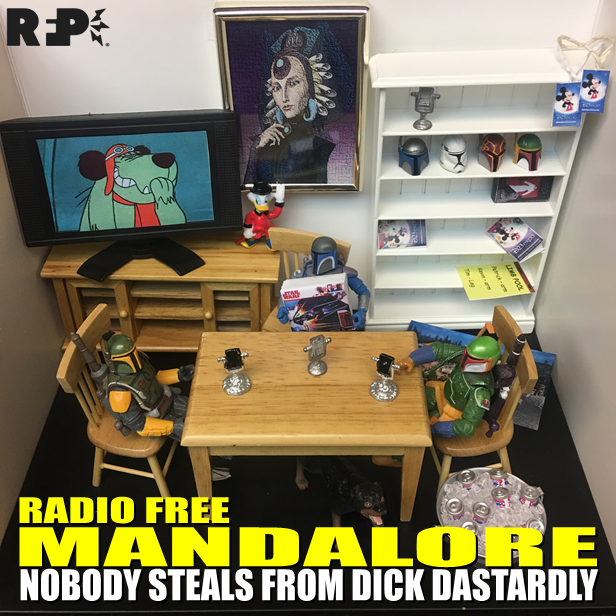 Nobody Steals from Dick Dastardly