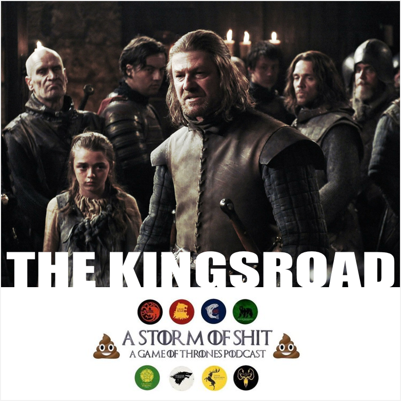A Storm of Shit   Episode 2:  Winds of Winter   Ollie, Fernando and Downtown Brittani Brown discuss the second episode of Game of Thrones through the lens of 7 years of show watching.