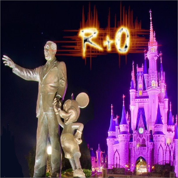 THE RICHIE & OLLIE SHOW    EPISODE 6     Downtown Disney Brown     Brittani Brown from  The Canto Bight Dispatch & A Storm of Shit Podcast joins  Richie from Boston to discuss all things Disneyland and Disney World Parks.