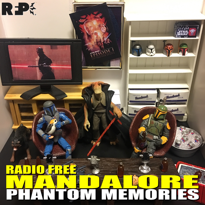 Radio Free Mandalore — RADIO FREE PODCASTING