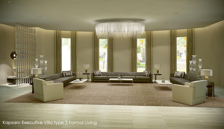 Kapsarc Executive Villa type 2 Formal Living.jpg