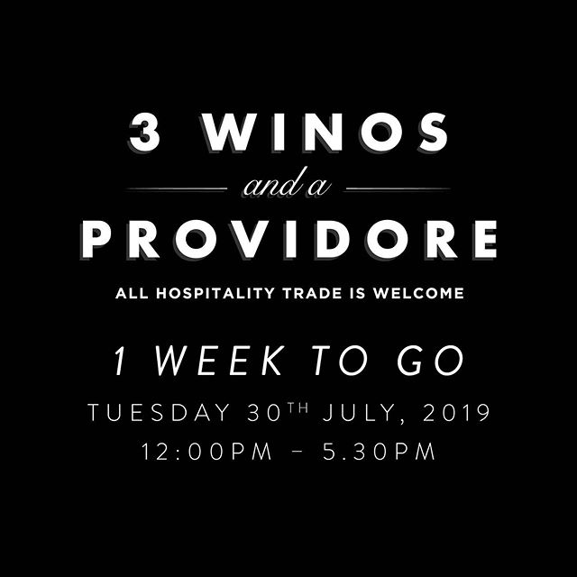 Get ready for Sydney's finest day in the trade. Only 1 week go! Come and taste premium wines and delicacies from Australia and overseas. 🍷🧀🍫🍸 Tuesday, 30th July 12.00-5.30pm Four Seasons Hotel, Sydney ⠀⠀⠀⠀⠀⠀⠀⠀⠀ Trade only. All hospitality staff welcome.