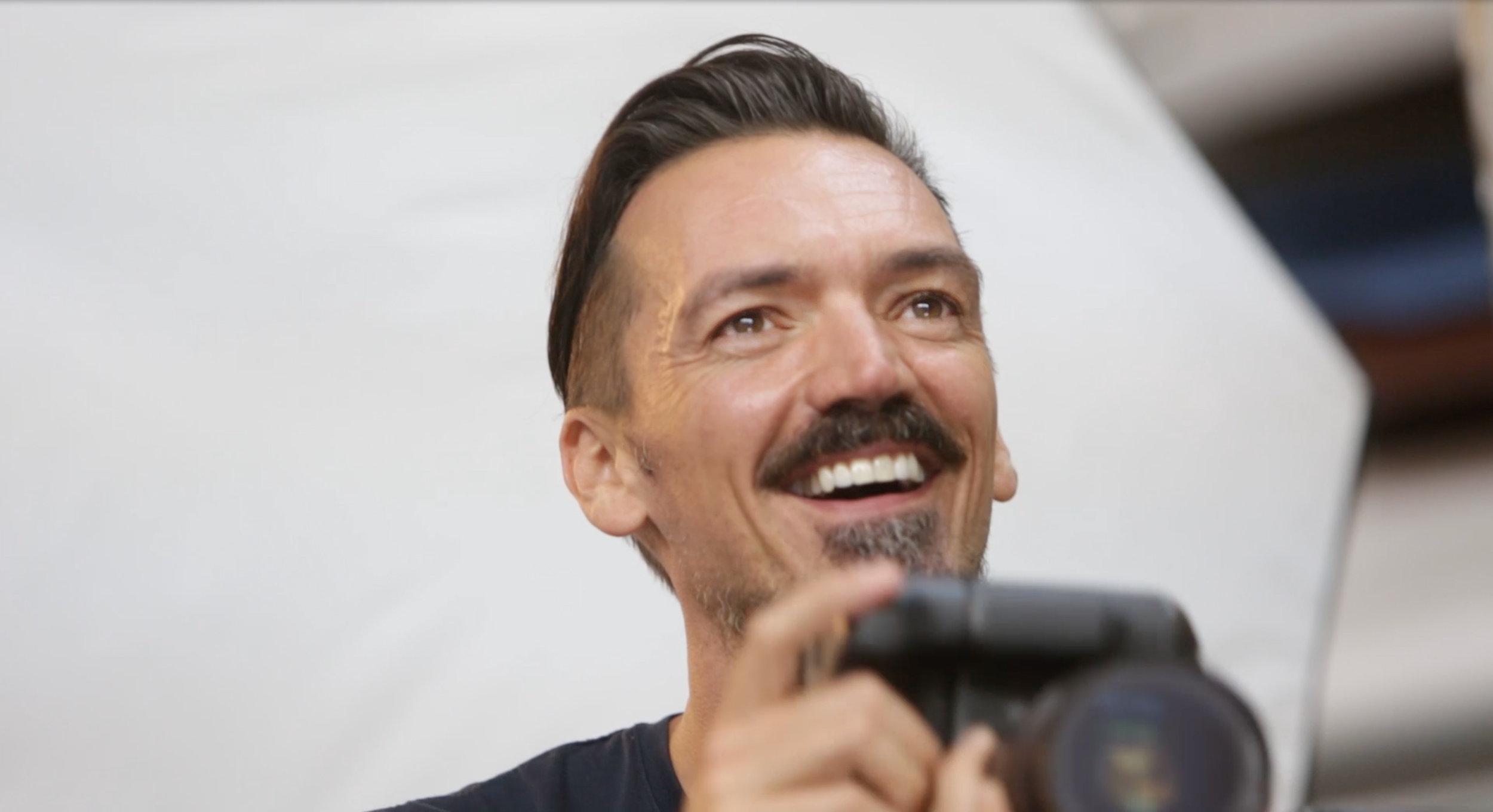 Shandon Youngclaus - Los Angeles Celebrity Headshot Photographer