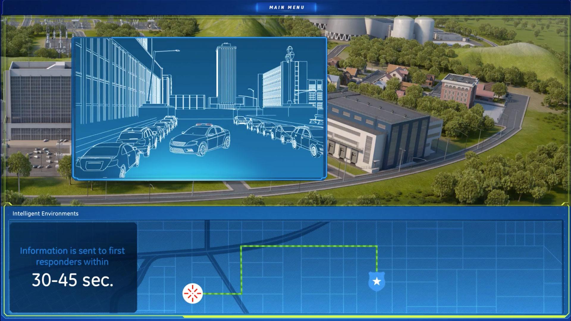 Intelligent Environments Final design